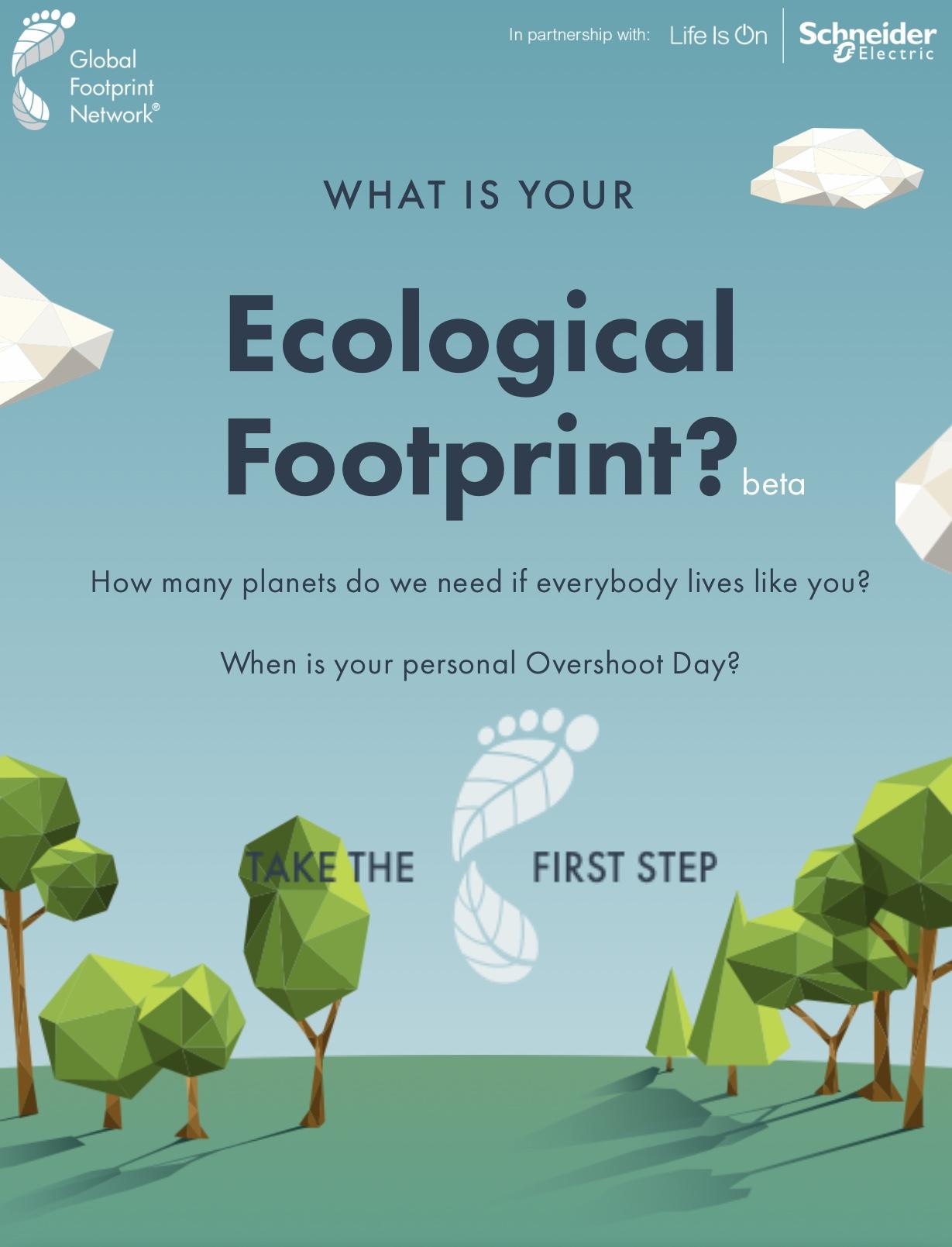 http://www.footprintcalculator.org