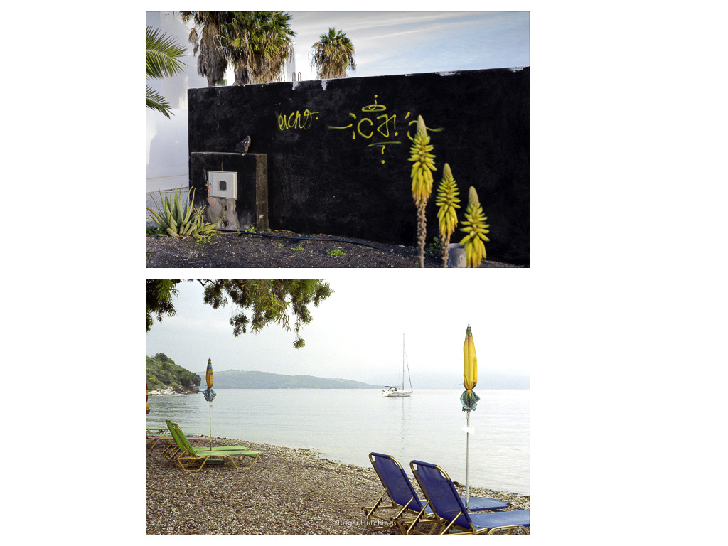 Zeitline # Teguise, 2012 and St Stephano, 2014
