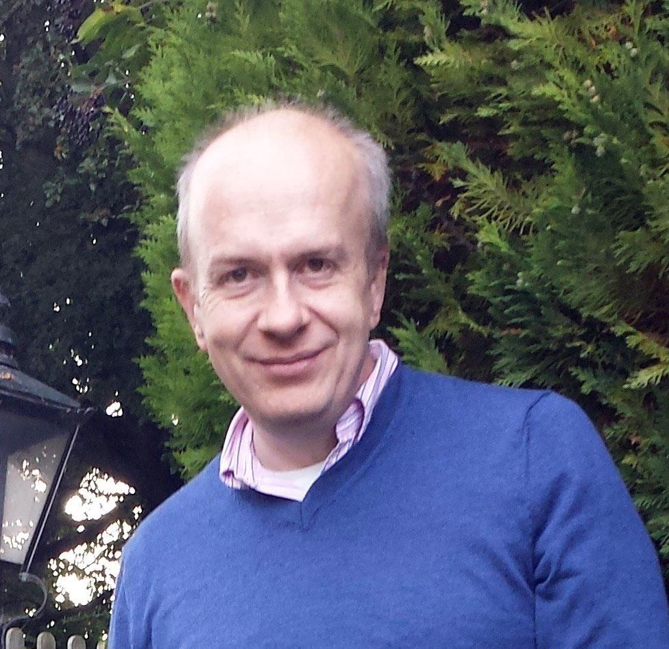 Dr Jeremy Prout