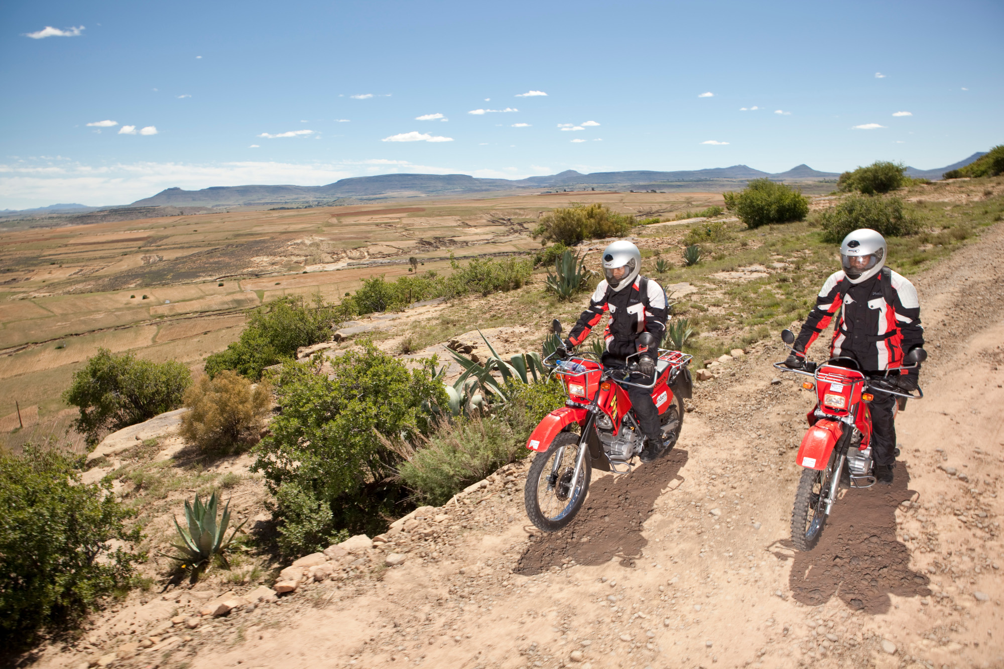 Sample health workers:  Riders for Health Lesotho are experts in sample transport. Their network of xx and xx lkasjdf;lkajsfd;lkjas fd. alskdfj;lasjkdf .