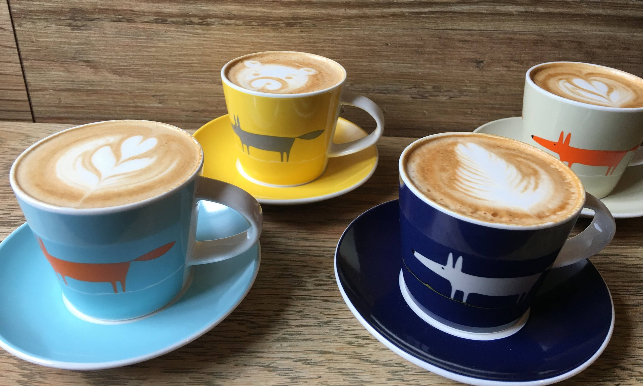 Cafe Life in Truro -