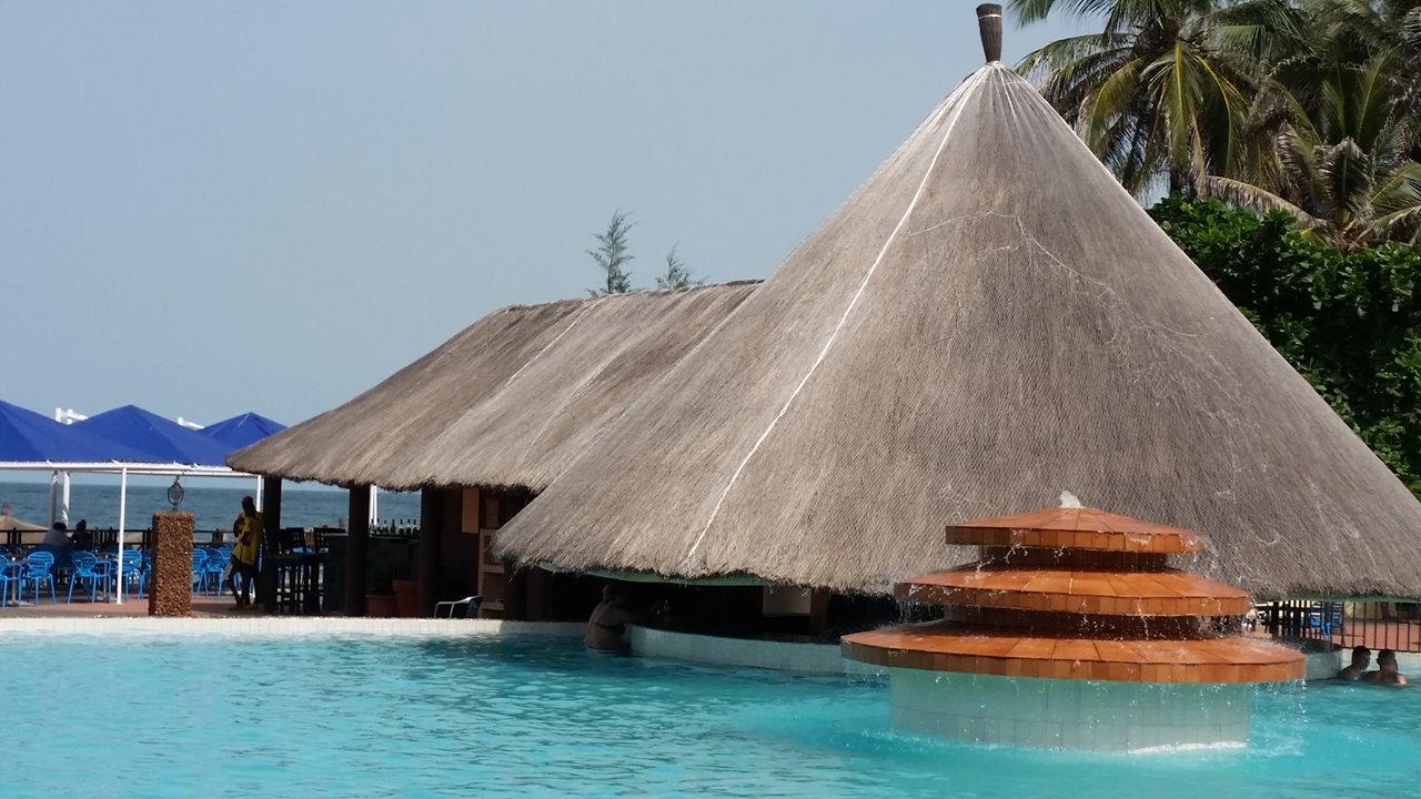 The Senegambia Beach Hotel