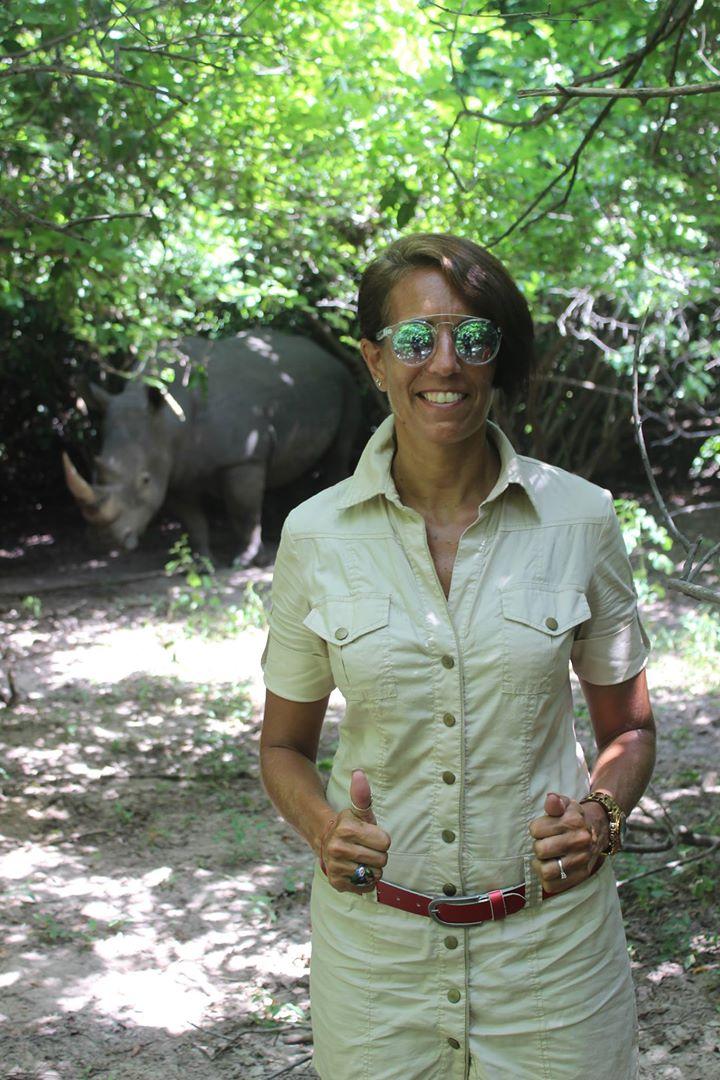 Safari in Senegal, Fathala Wildlife Reserve