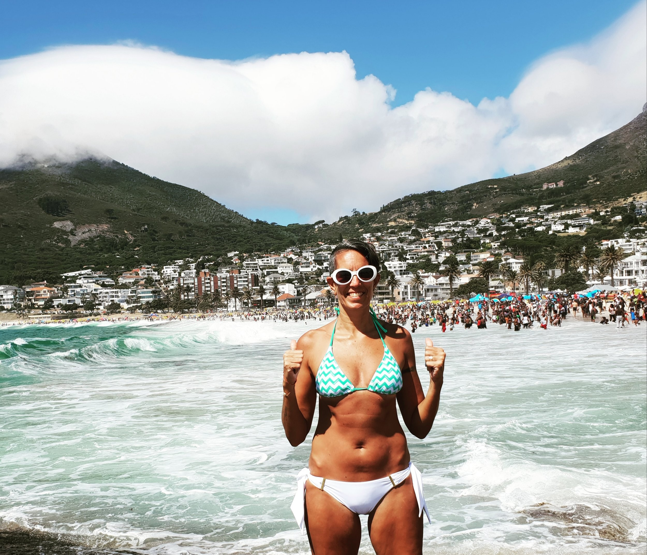 The Camps Bay Strip