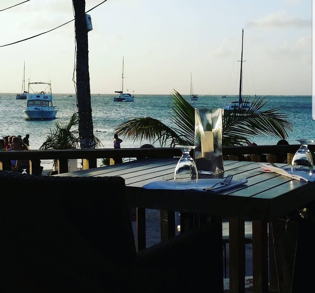 The Barefoot restaurant