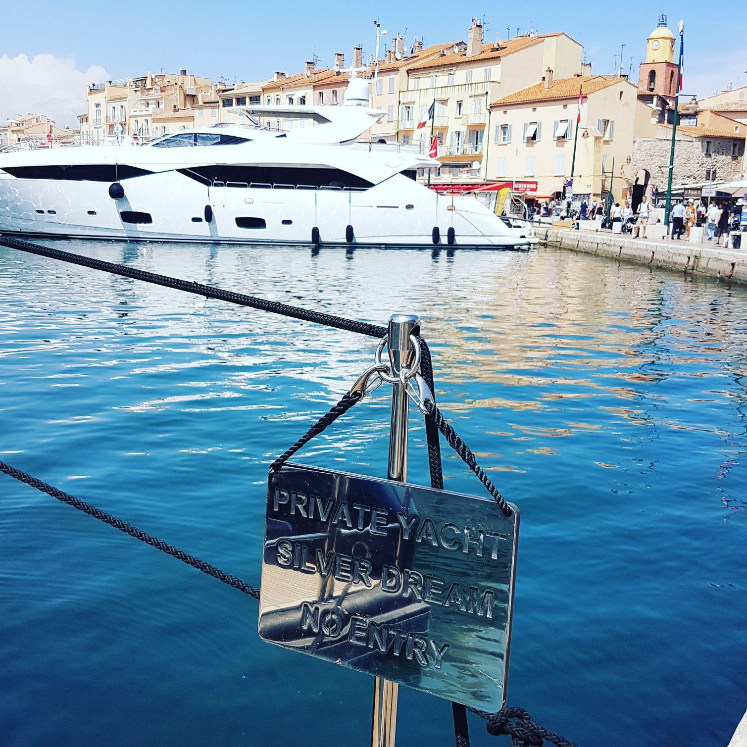The port, Saint Tropez