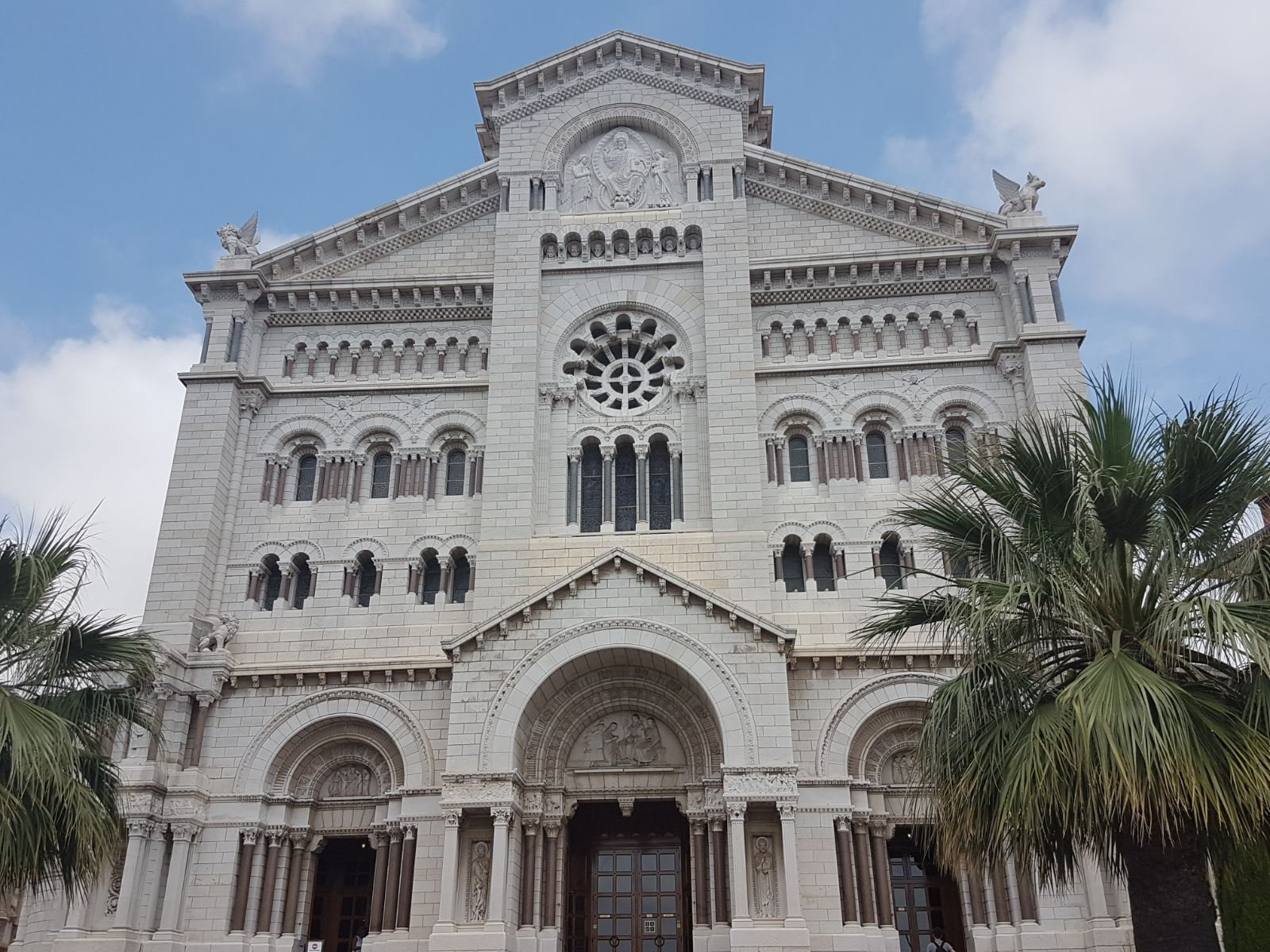 The Cathedral in Monaco