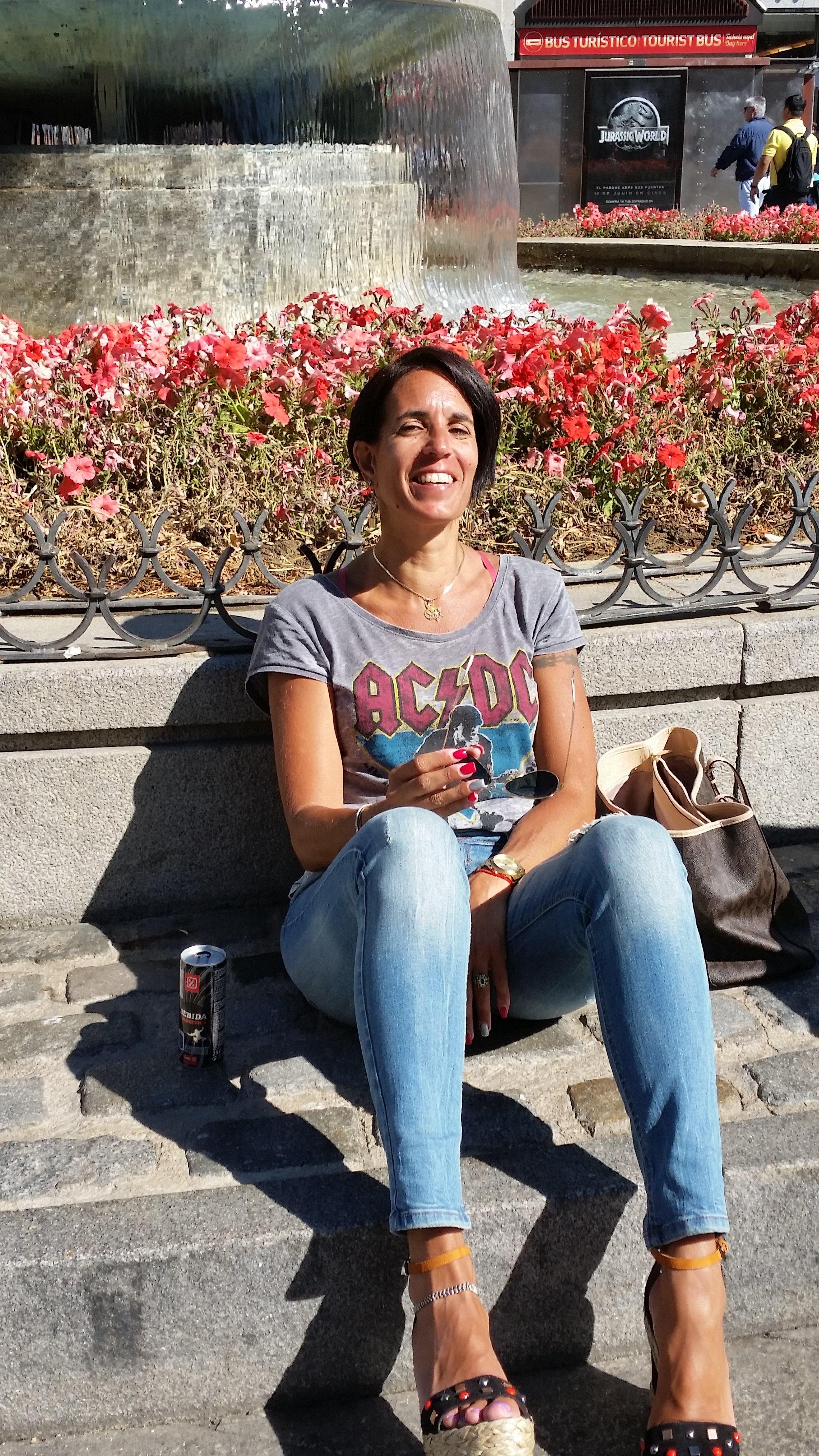 My favorite spot in Madrid, Puerta del Sol