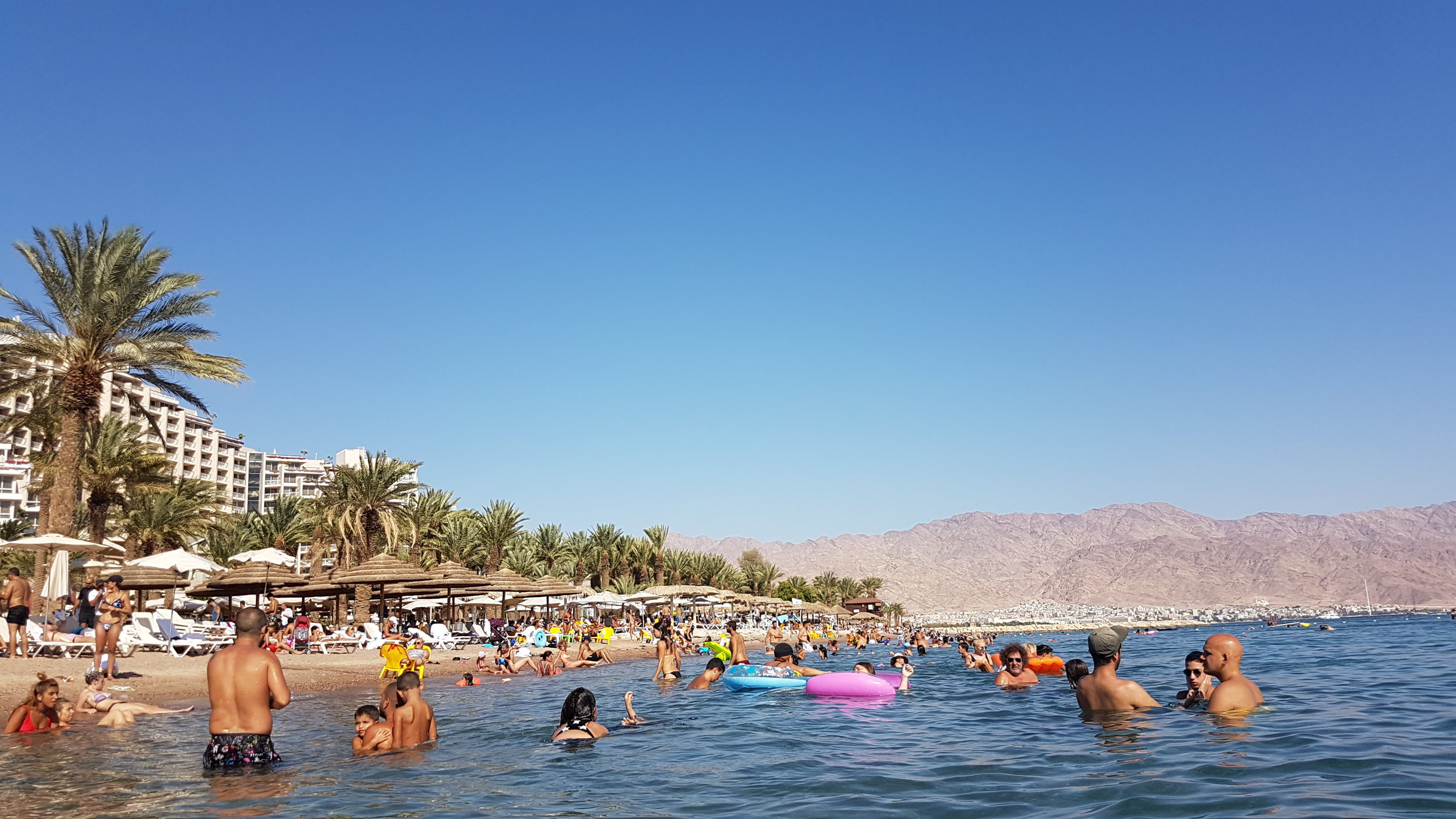 North beach Eilat