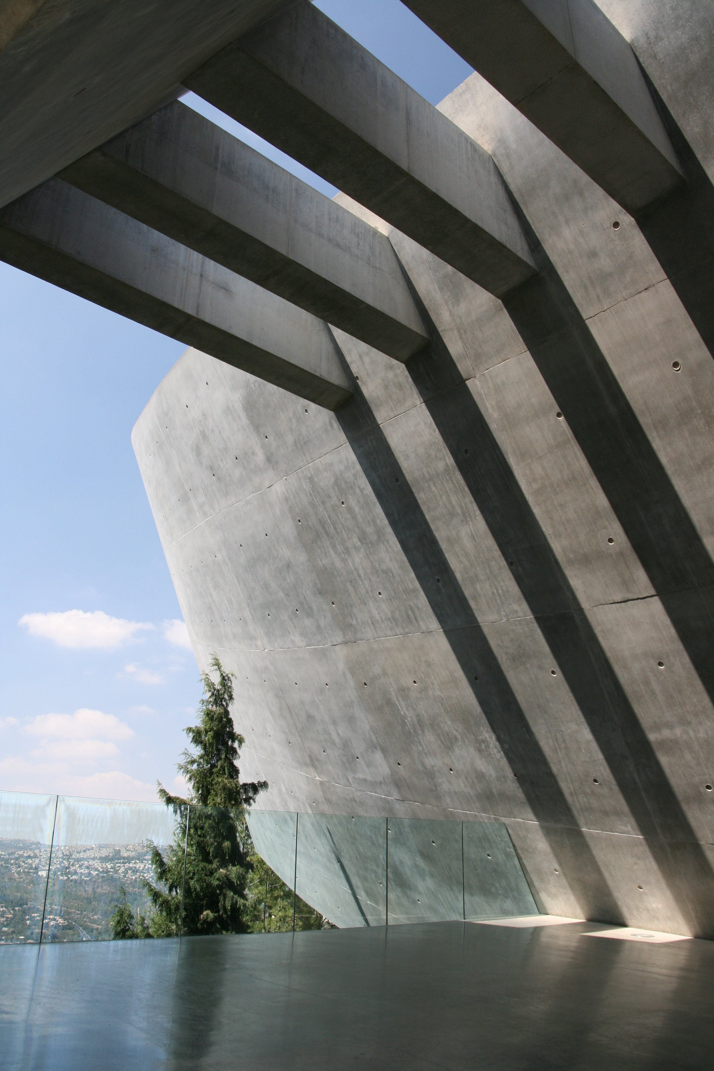 Yad Vashem / Jeruzalem / Israël
