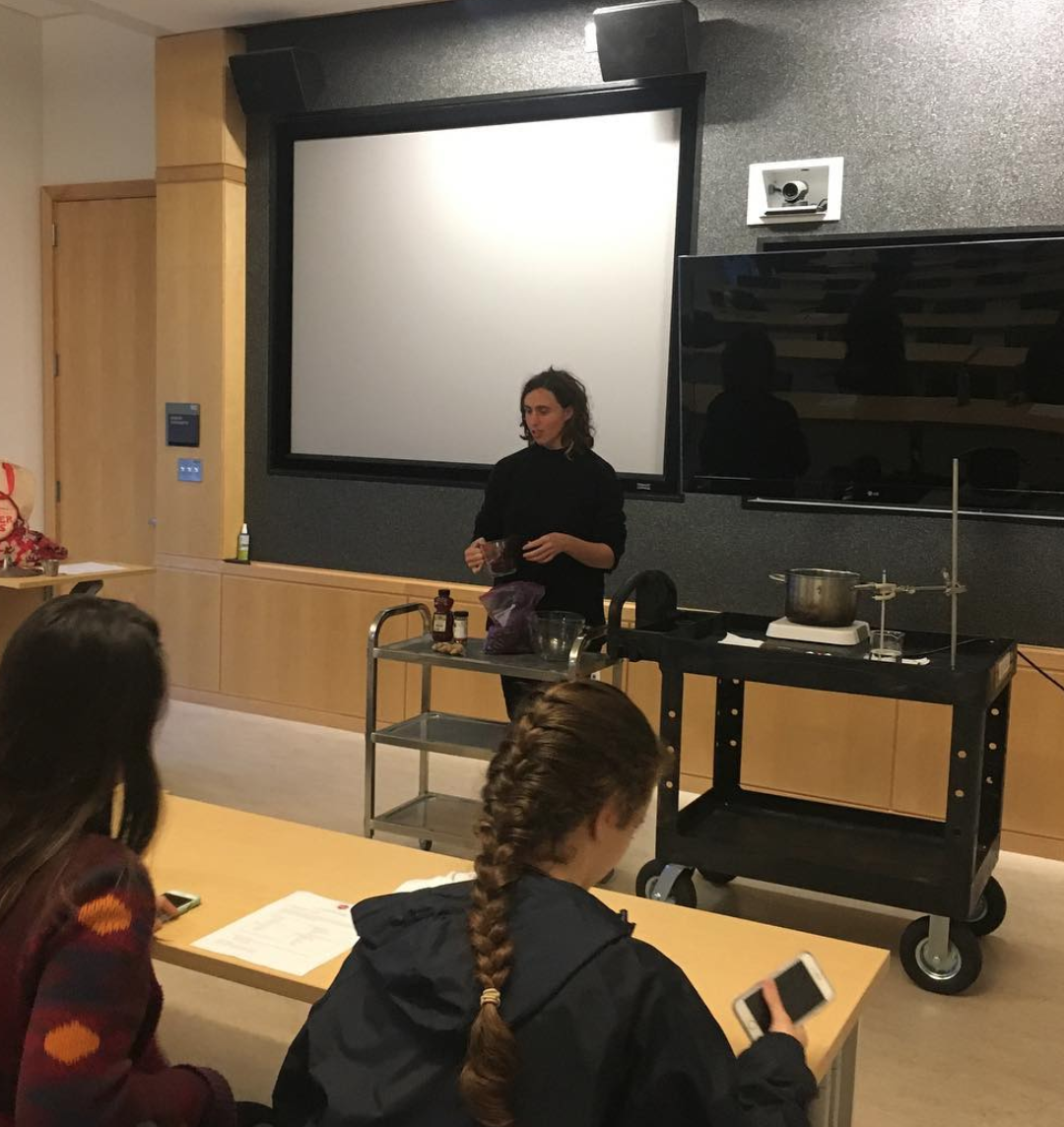 Elderberry Syrup Workshop at University of Rhode Island