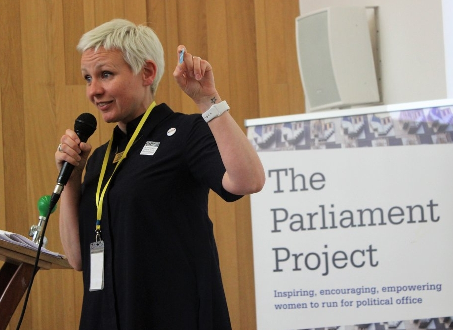 Lee Chalmers - Director, The Parliament Project