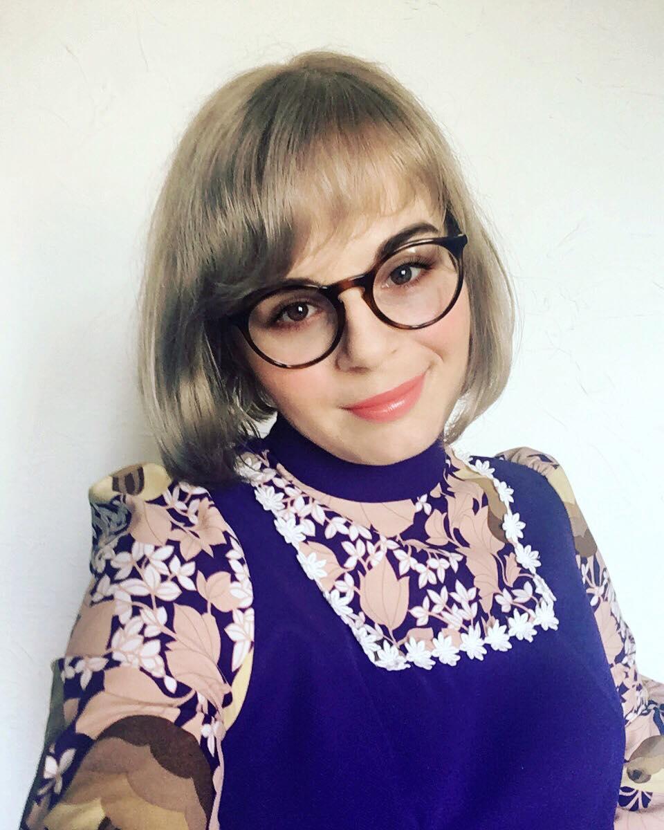 Patrycja Kupiec, Director of YWCA Scotland - The Young Women's Movement.