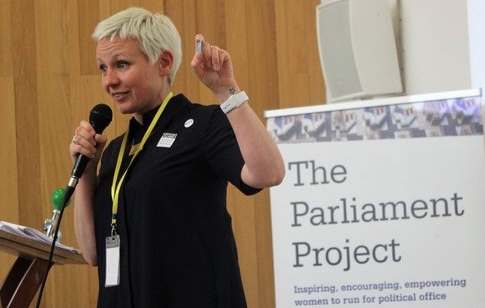 """When women come together with a shared purpose, things happen."" - Parliament Project Founder Lee Chalmers introduces the next phase of the Scotland's Women Stand movement, and the power of women coming together to inspire and energise one another."