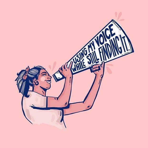 On Tuesdays and Thursdays our social media platforms are taken over by diverse voices from across Scottish politics and activism 💗💪🦸‍♀️🗣. The views represented in these are those of the individual. The ScotWomenStand project is non-partisan (🎨 by @bykellymalka