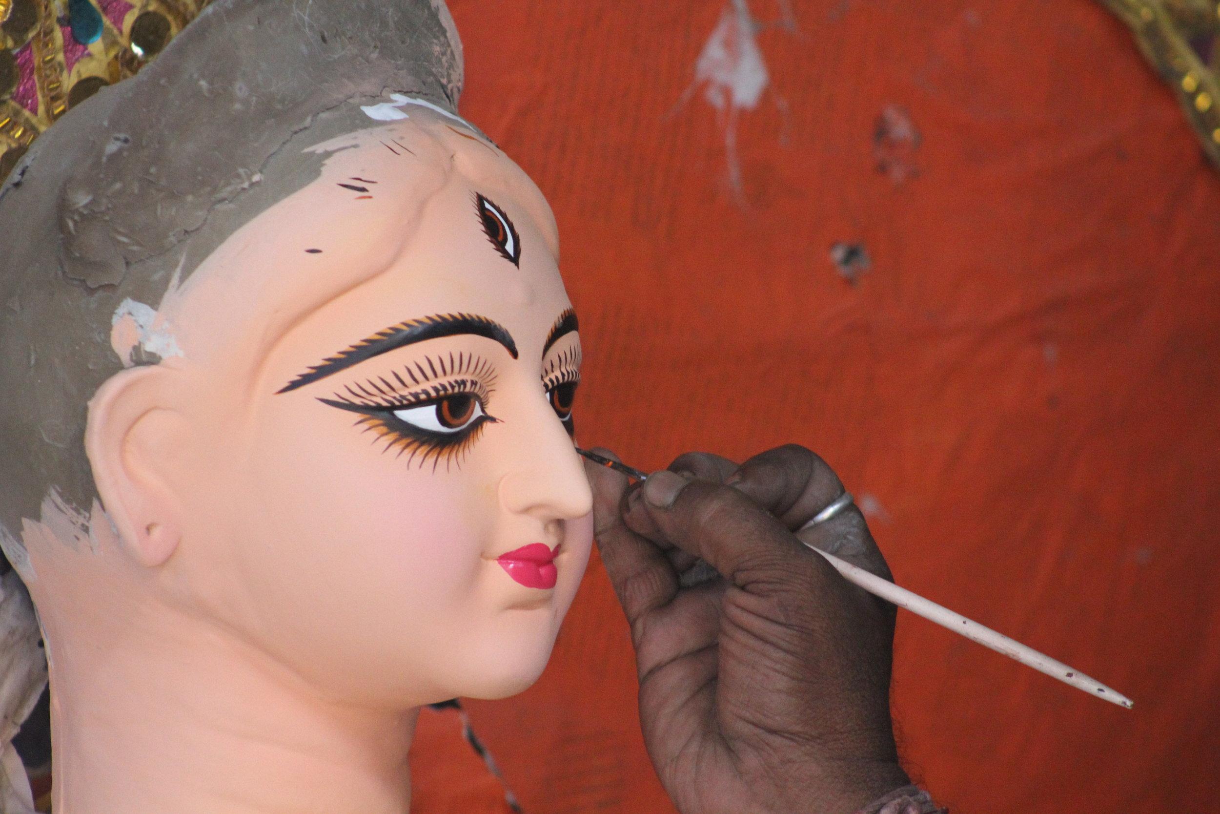 Bandhan - Kumartuli : Dieu parmi les hommes.