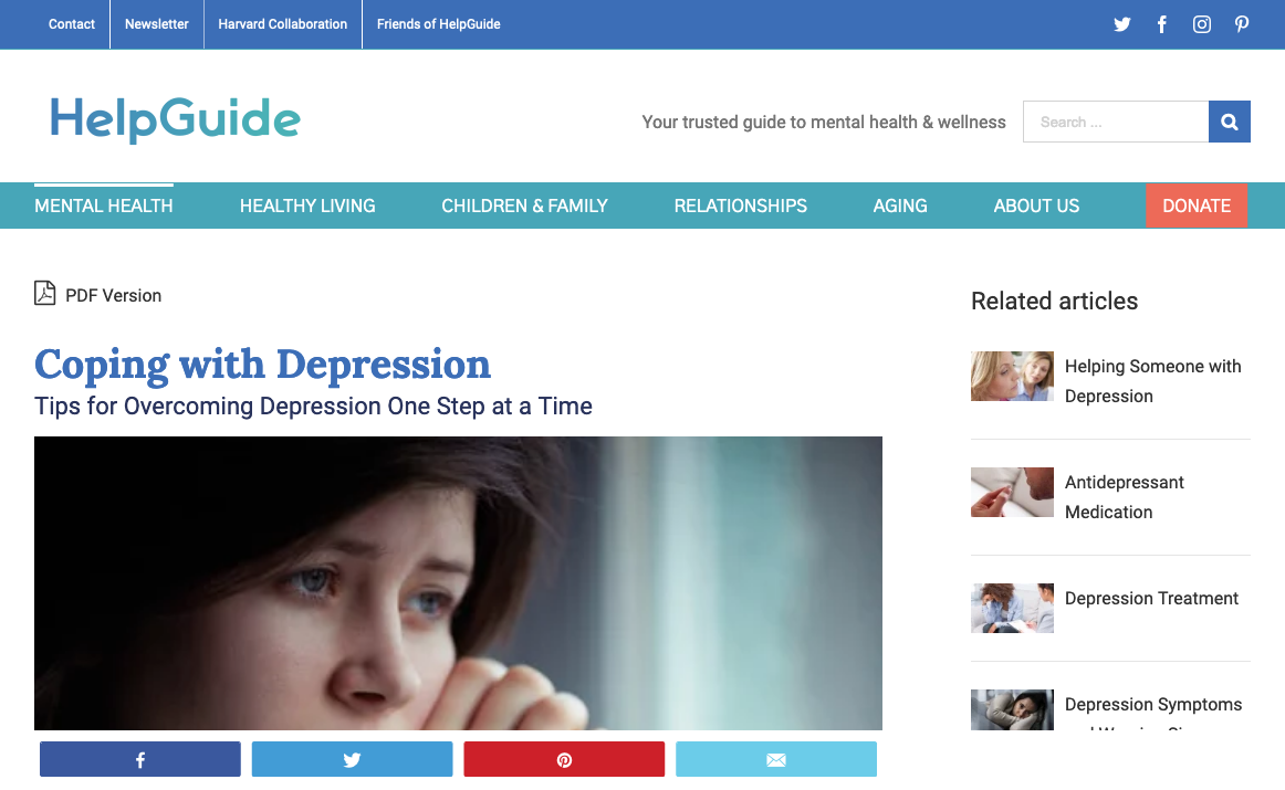Coping with Depression - HelpGuide.org - www.helpguide.org.png