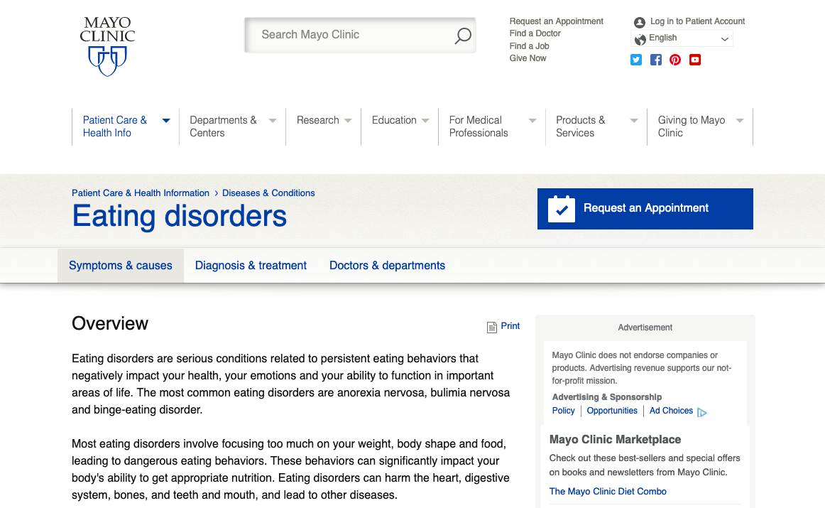 Eating disorders - Symptoms and causes - Mayo Clinic - www.mayoclinic.org.png