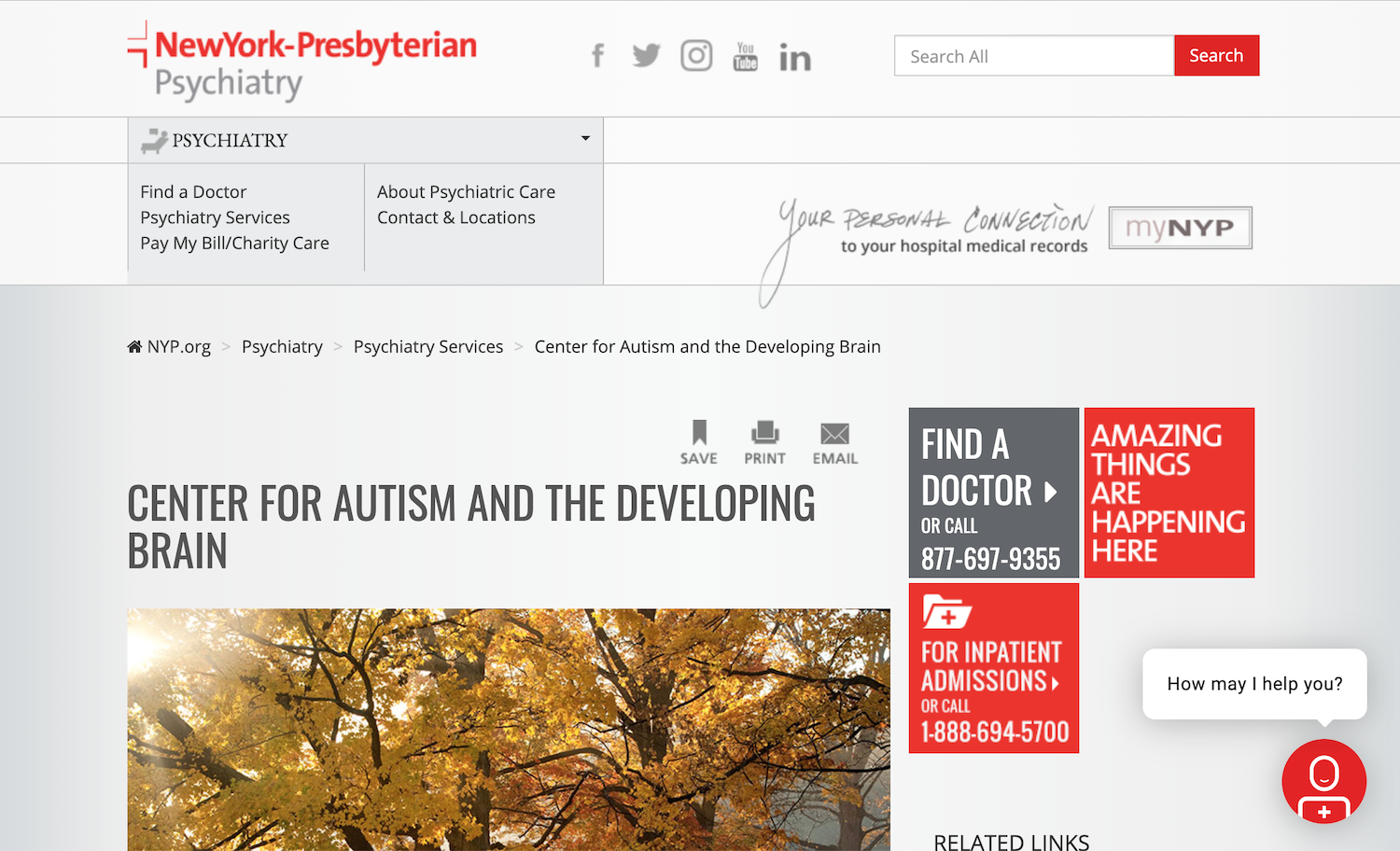 New York-Presbyterian Center for Autism and the Developing Brain.png