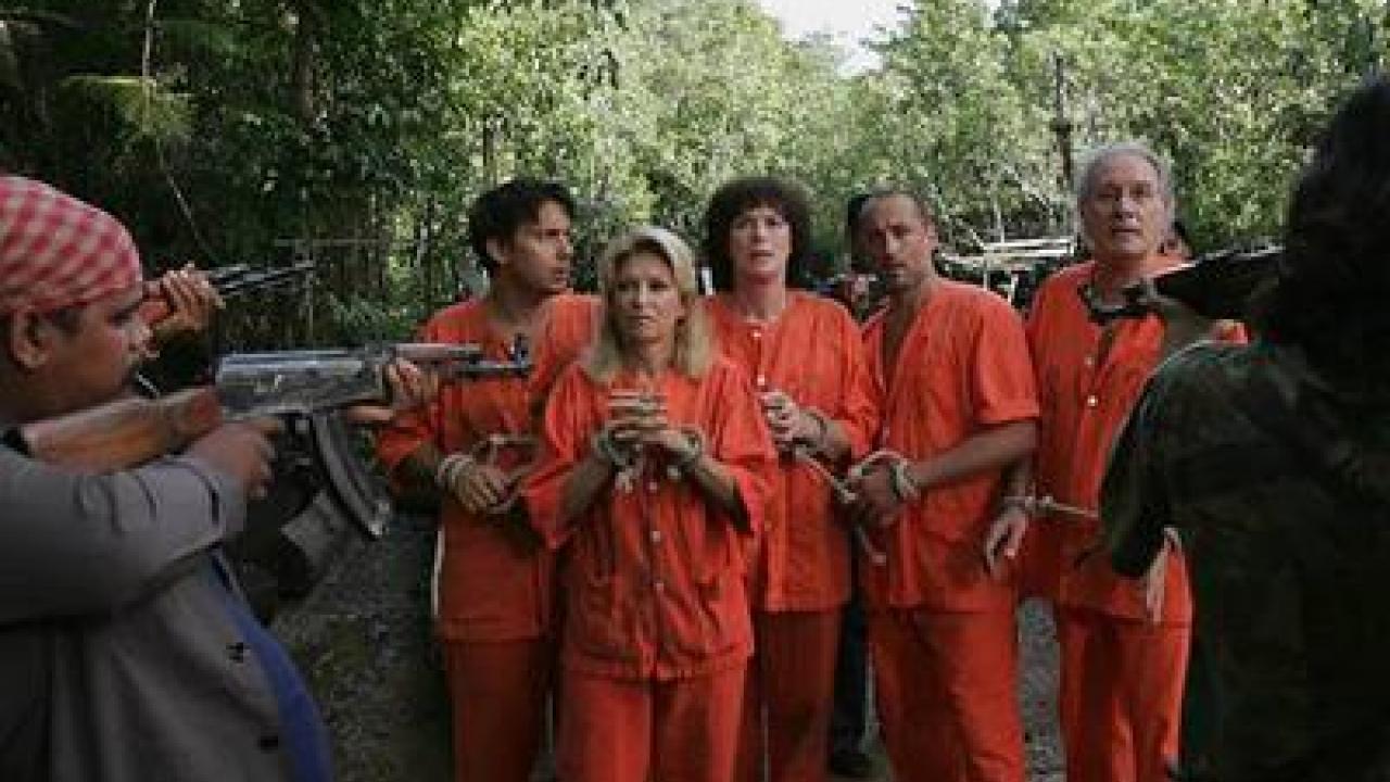 """UFF 8 """"Otages"""" - Une famille formidable saison 8 épisode """"otages"""" tourné a Bangkok et Krabi."""