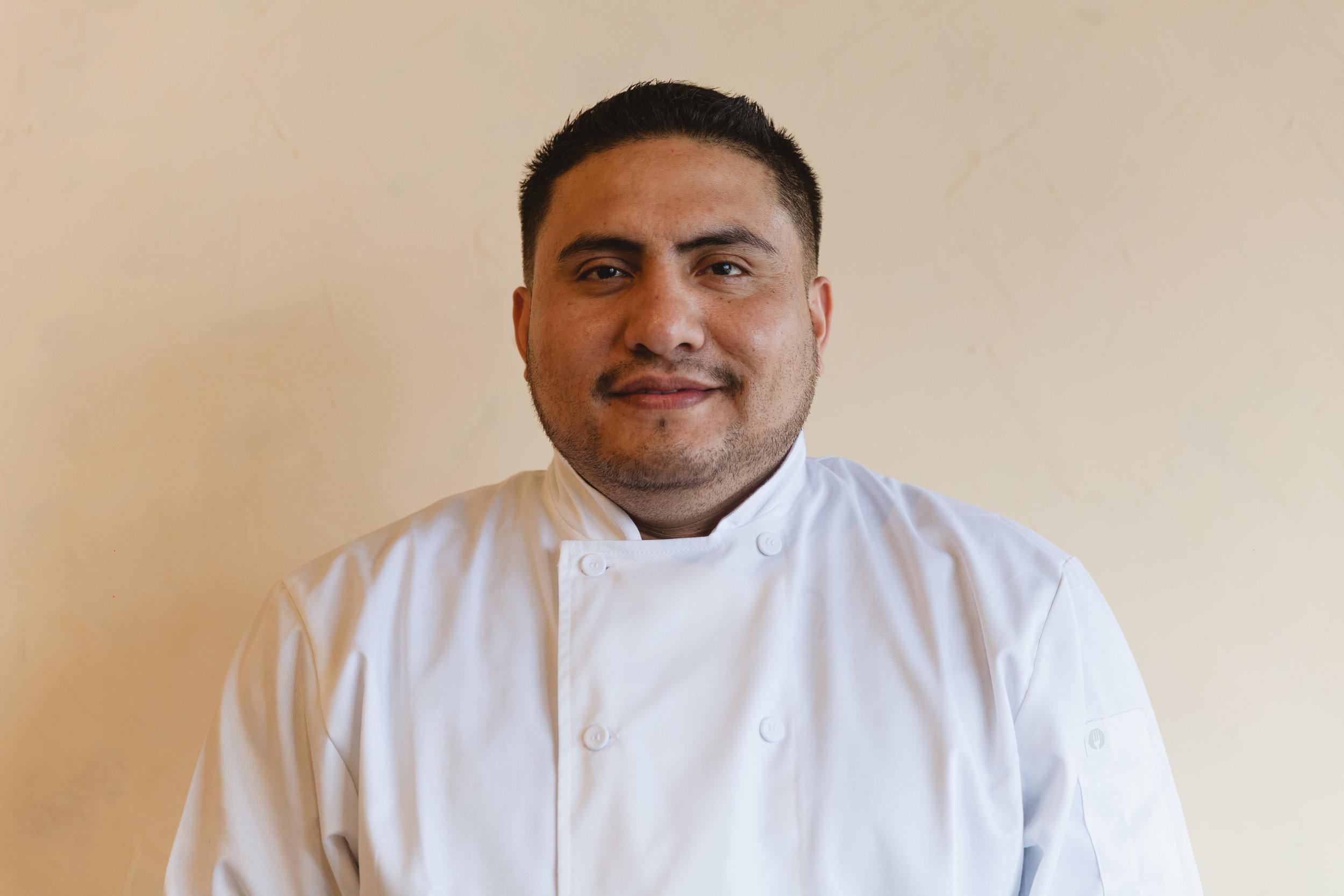 Efraen  Pastry Chef