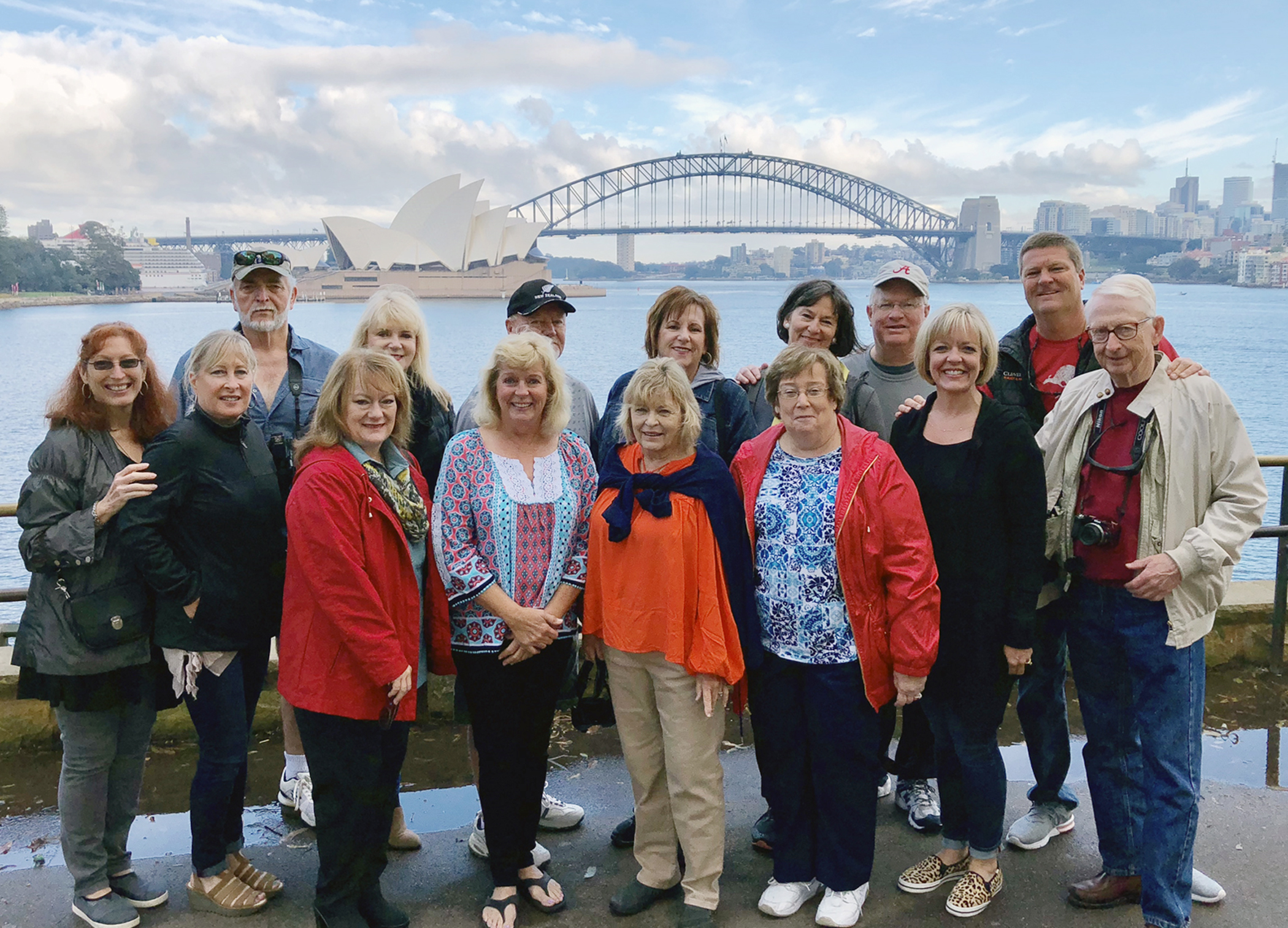 2018 trip to Australia and New Zealand
