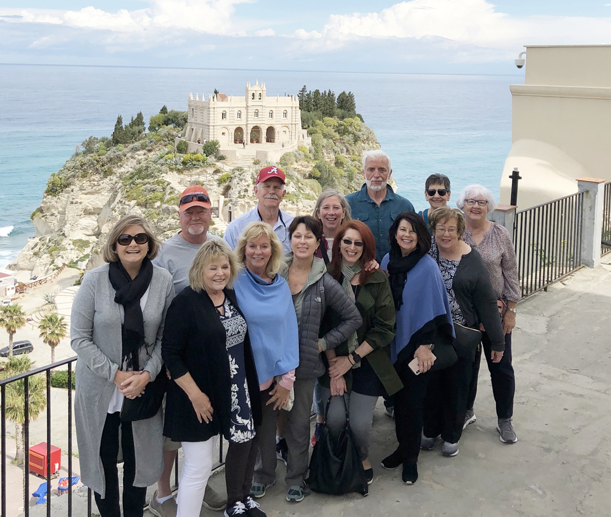 2019 trip to Southern Italy