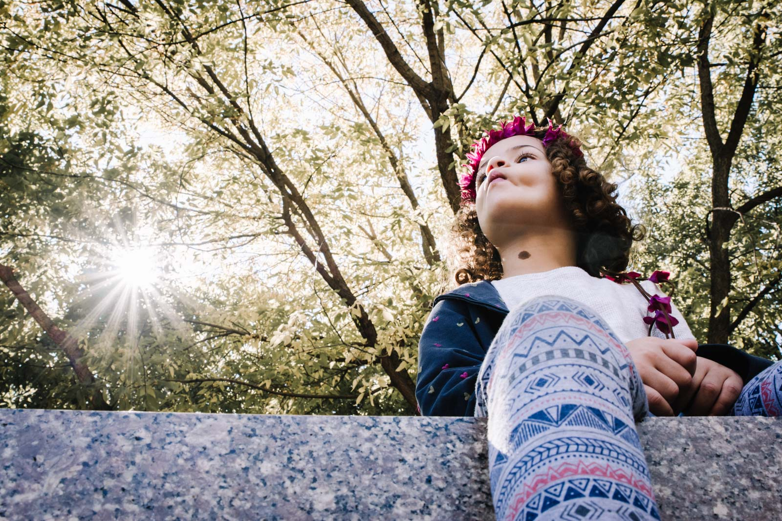 girl and sunburst. Alicia Mayorca Photography | Chicago Couple + Maternity + Family Photographer.jpg