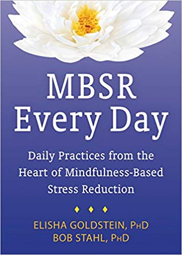 MBSR Every Day: Daily Practices from the Heart of Mindfulness-Based Stress Reduction by Elisha Goldstein PhD and Bob Stahl PhD