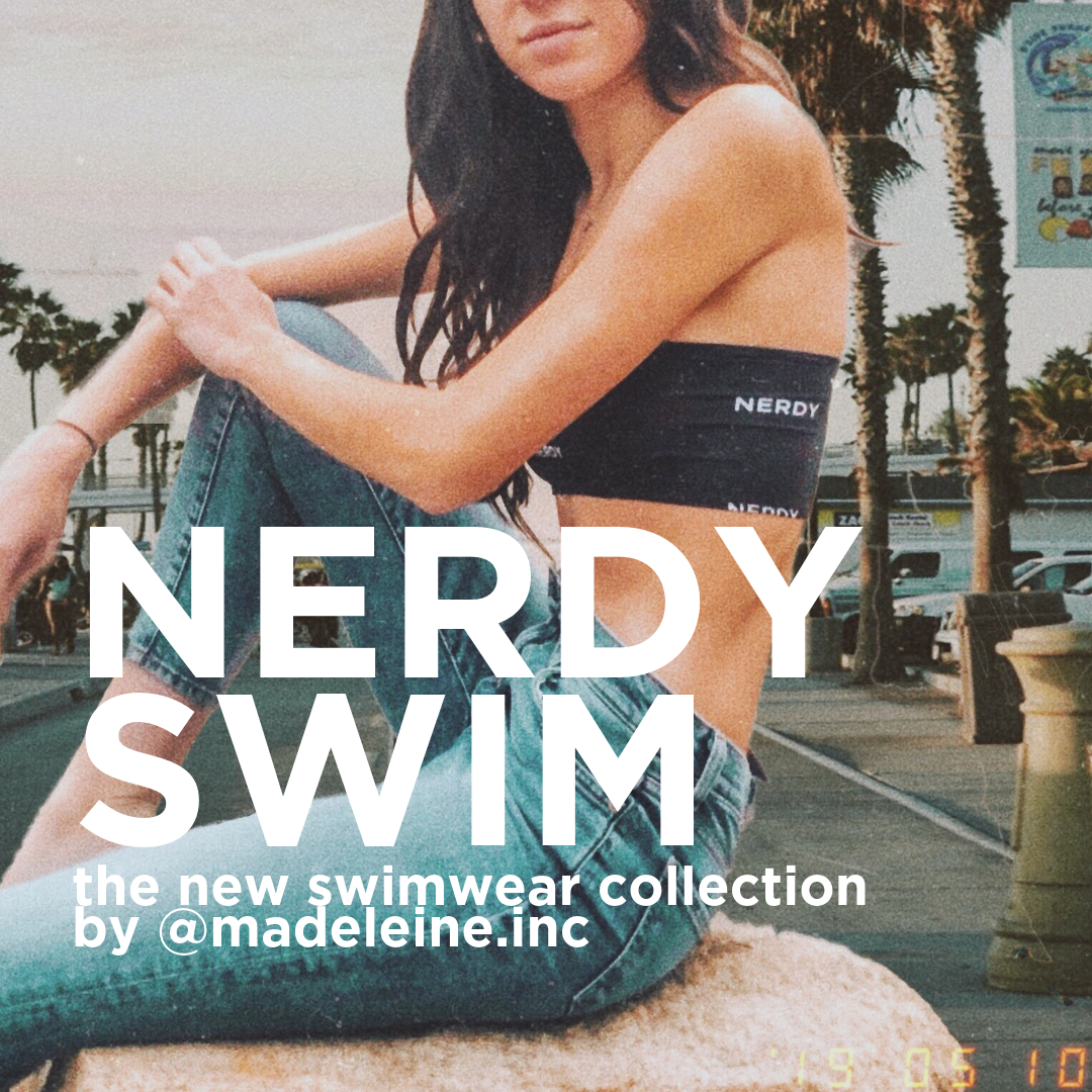 VIEW MORE AT  NERDYSWIM.COM