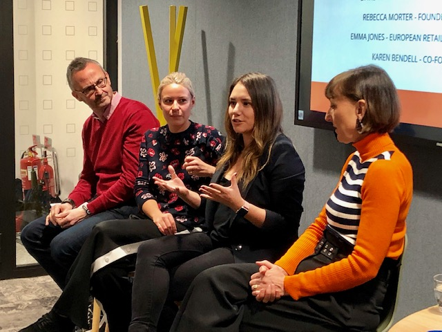 Reinventing Retail panel event, January 2019