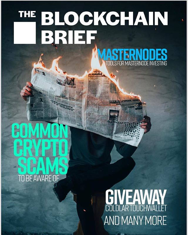 April's issue of #theblockchainbrief is live! Common #crypto scams to be aware of, #QuadrigaCX - everything we know, an exclusive interview w Rob Viglione of #horizen & much more. Check out our preview, or subscribe! Links in the bio! ——————————————————————————— #neo #btc #eth #ltc #xrp #bch #bitcoin #litecoin #ethereum #ripple #bitcoincash #cryptocurrencies #cryptocurrency #theblockchainbrief #cryptonews  #crypto #cryptocurrencynews #newsletter #decentralize