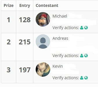 Congrats to Michael, Andreas, and Kevin for winning this month's #giveaway - you guys are now the proud owners of a @DenariumBitcoin hardware wallet! We will contact you 3 to redeem your codes. If we do not hear from you within 24 hours we will redraw winners. ——————————————————————————— #neo #btc #eth #ltc #xrp #bch #bitcoin #litecoin #ethereum #ripple #bitcoincash #cryptocurrencies #cryptocurrency #theblockchainbrief #cryptonews  #crypto #cryptocurrencynews #newsletter #decentralize
