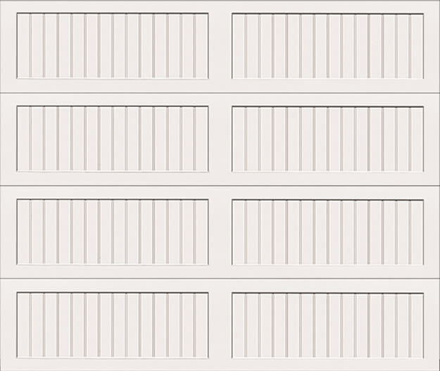 Recessed Grooved Ranch