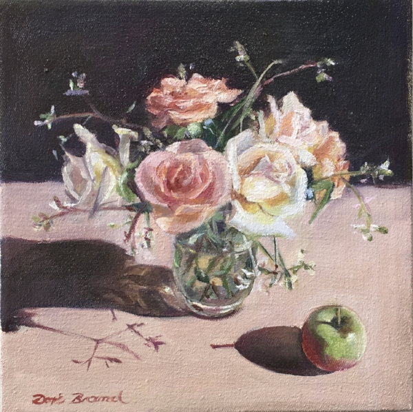ROSES AND APPLE