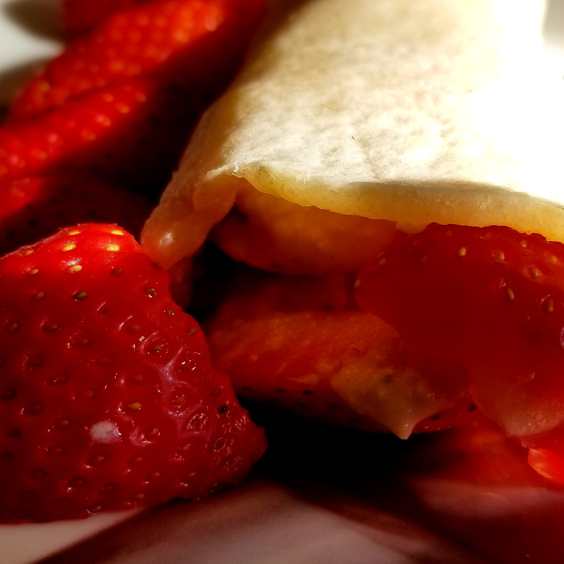 Strawberry Blinzes -