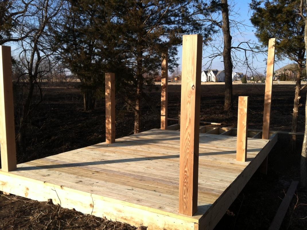 Spring 2015-first bridge