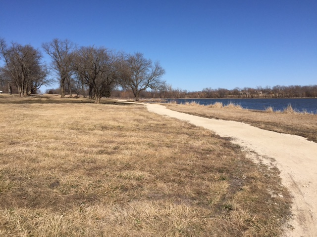 March 2016 - North side of Lake Miola