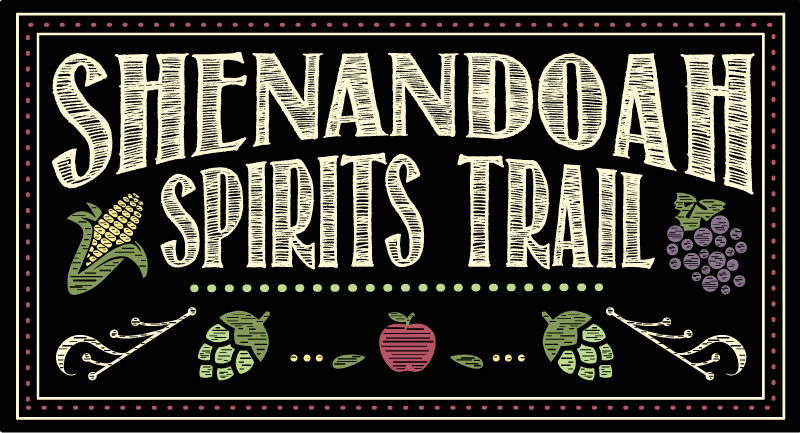 Proud member of the Shenandoah Spirits Trail. -
