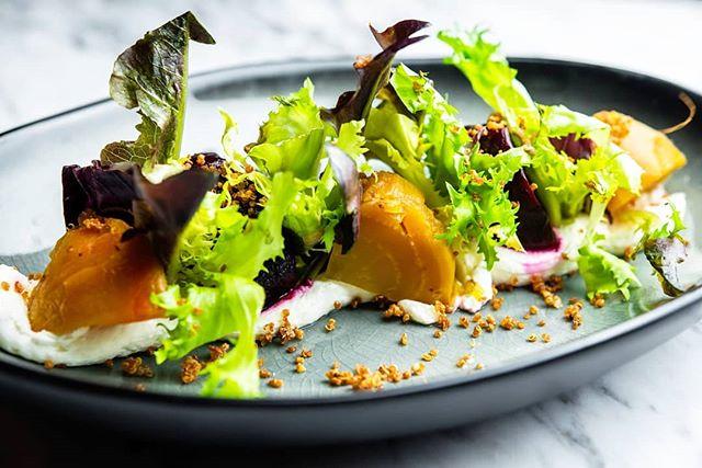 """¿Te imaginas empezar el mes de junio con 👉 """"Doña Vero""""? Una ensalada de queso de cabra con sirope de Arce, remolacha al horno de carbón, vinagreta de mostaza antigua, mezclum y quinoa inflada que te dejará sin palabras😍 ¡Verde que te quiero verde!🥗 --- 🎯C/Serrano 224, Madrid 📞914 21 06 86 💻www.lamartinesa.com #madrid #ensaladasaludable #healthyfood #healthy #yummy #comidasana #saludable #verano #summer #junio #iggers #smile #awesome #influencers #españa #traveler #buenisimo #riquisimo #fresh #serrano #terrazas #verdequetequieroverde"""