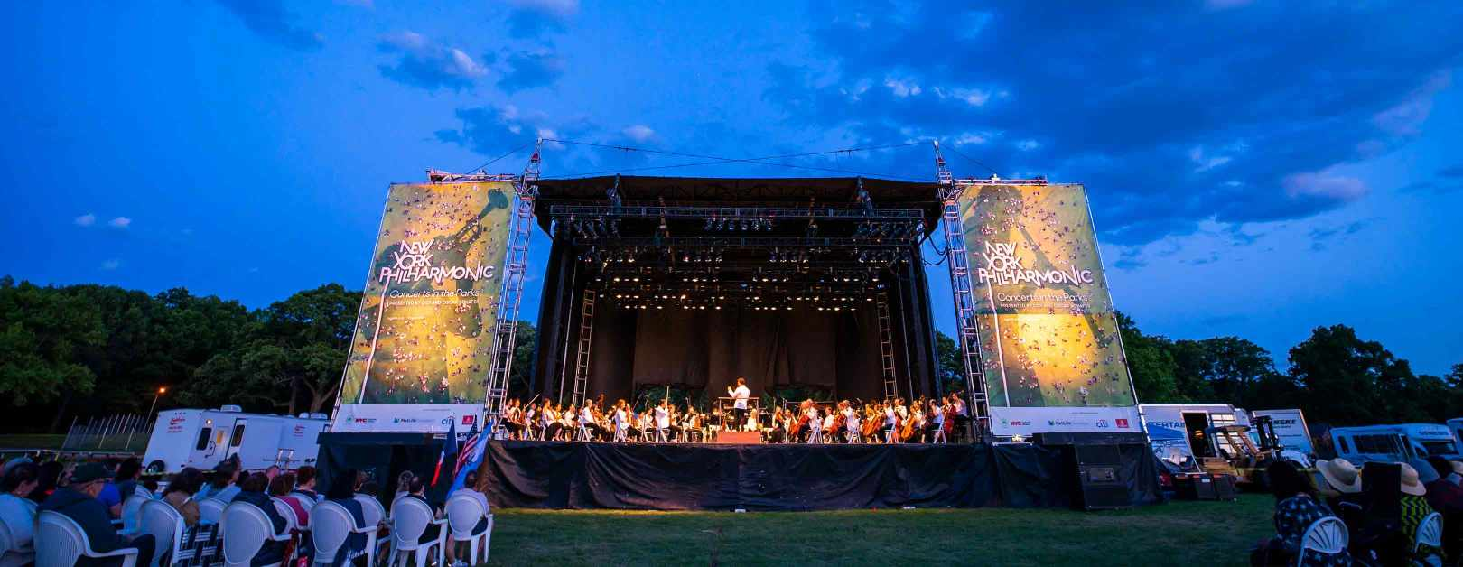 New York Philharmonic - Concerts in the Parks
