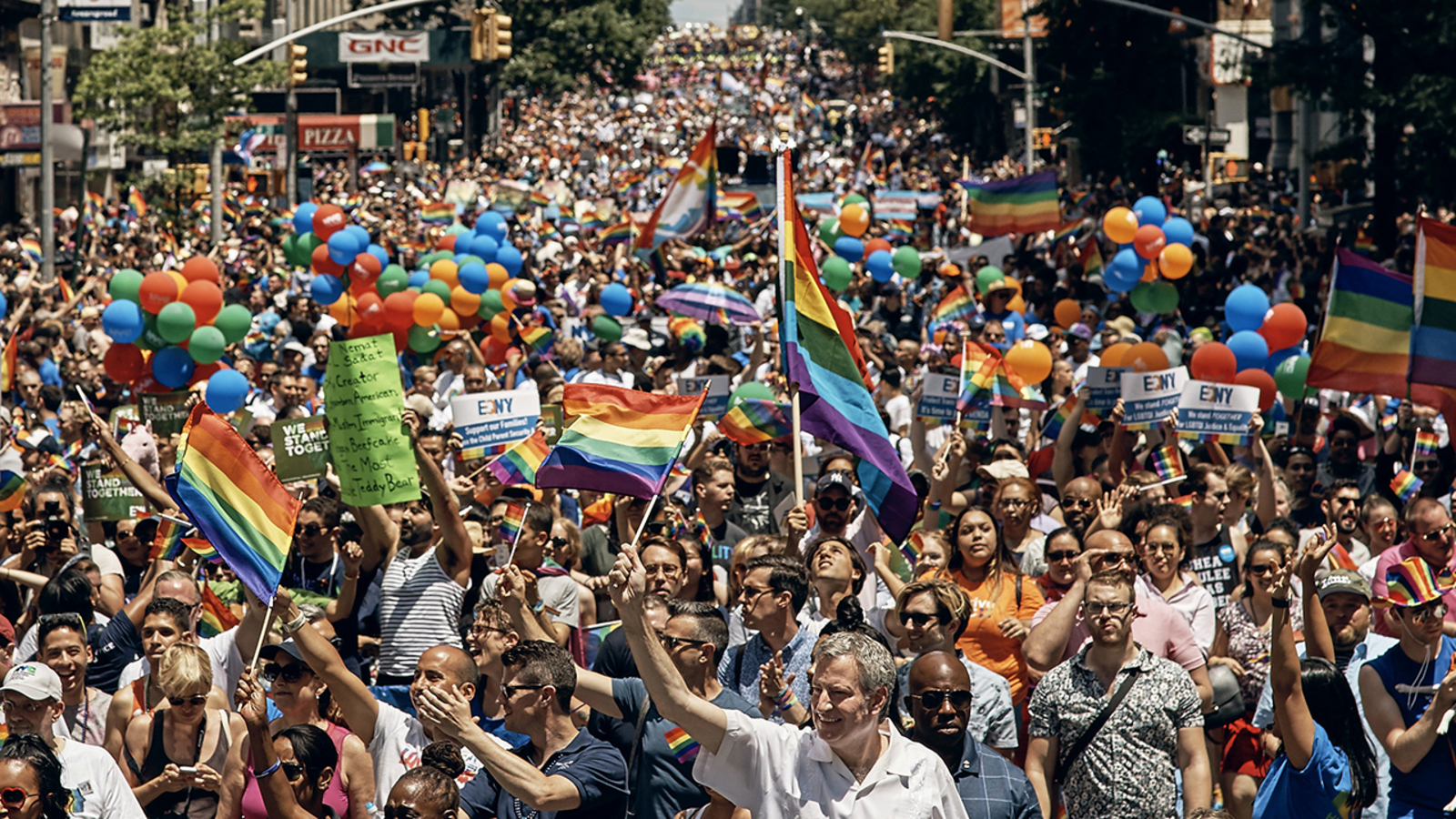 NYC Pride / WorldPride / Stonewall50 -