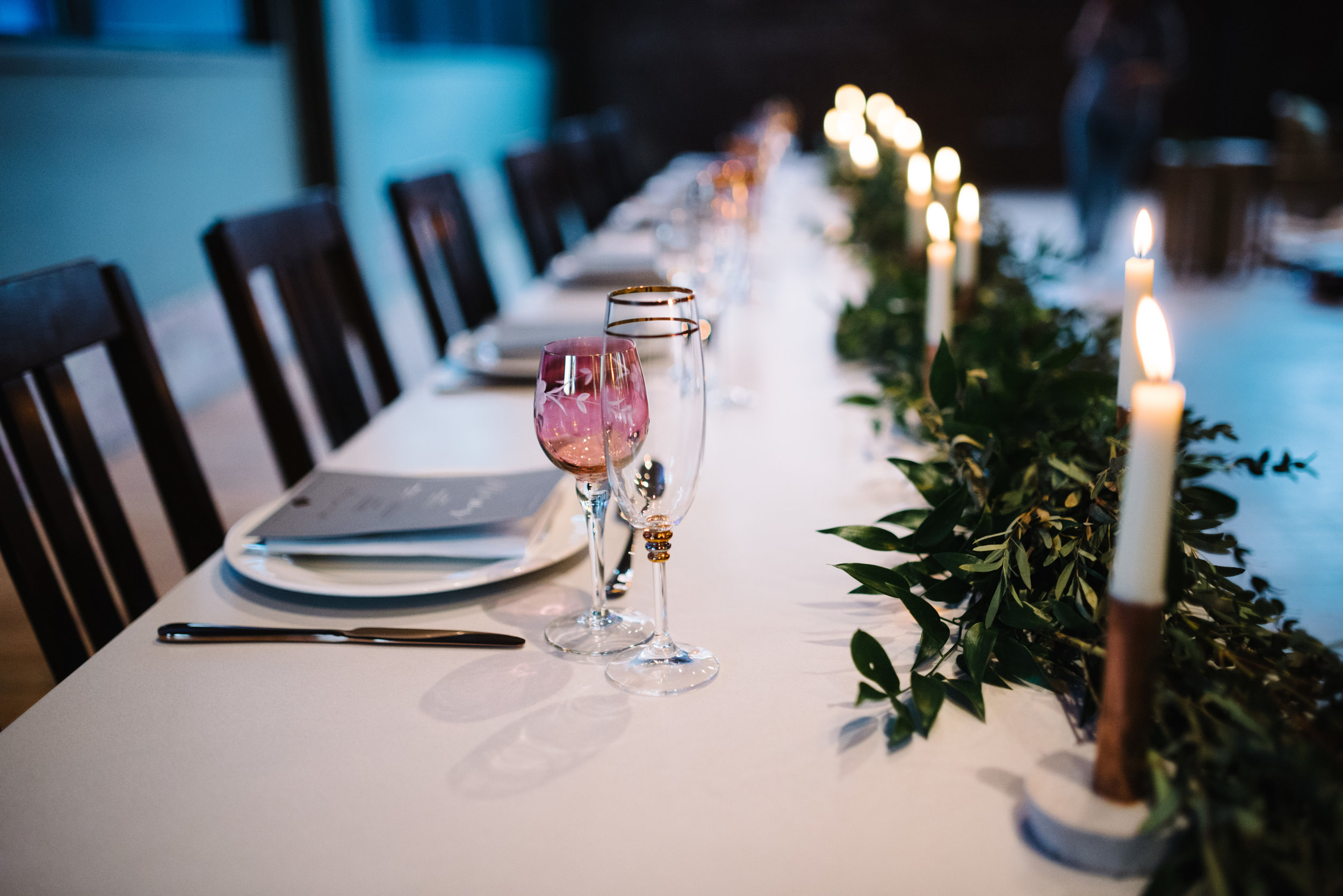 Modern Wedding Inspiration Shoot in Glasgow Brewery With a Frill Installation, Candy Floss and Neon 00207.jpg