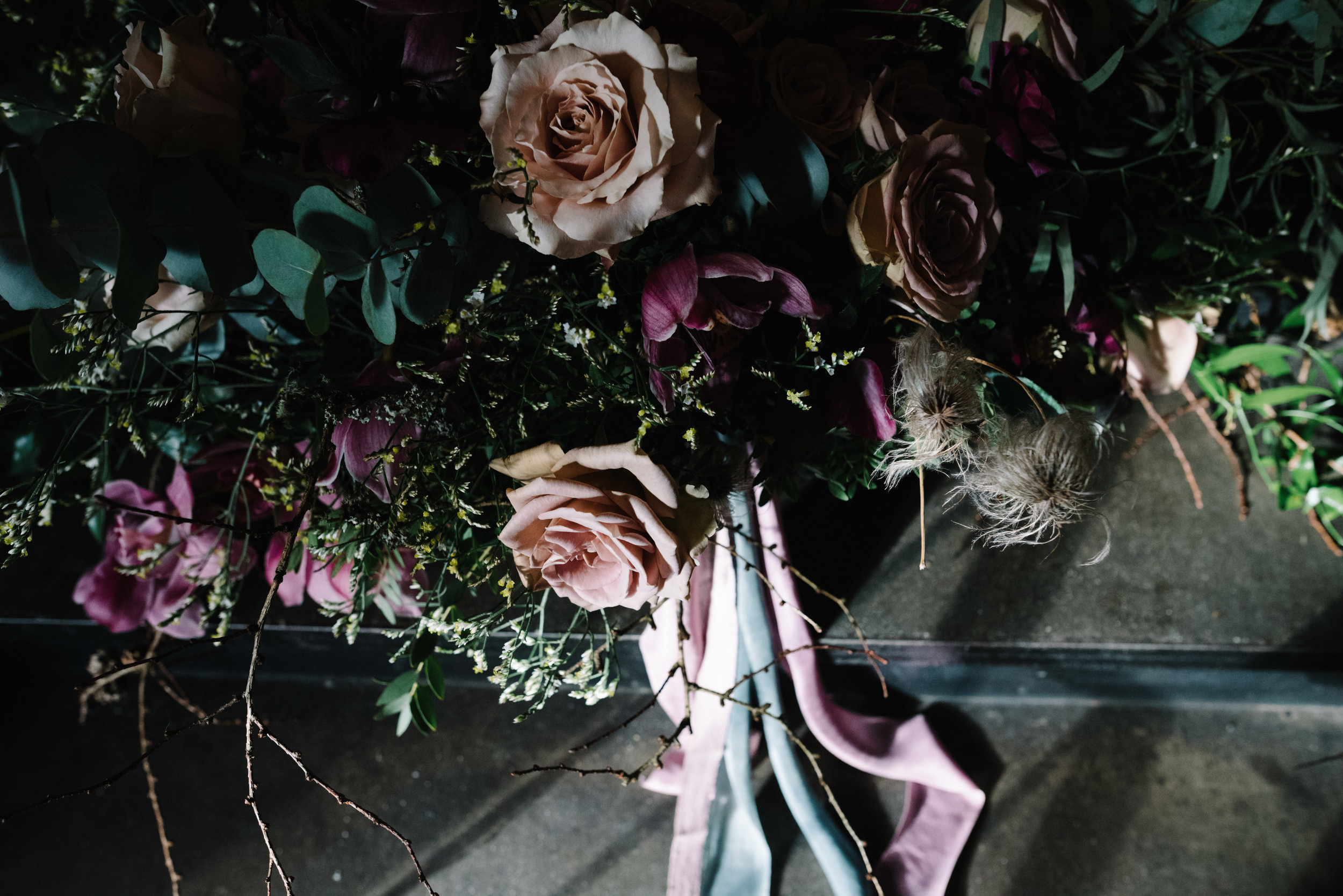 Modern Wedding Inspiration Shoot in Glasgow Brewery With a Frill Installation, Candy Floss and Neon 00108.jpg