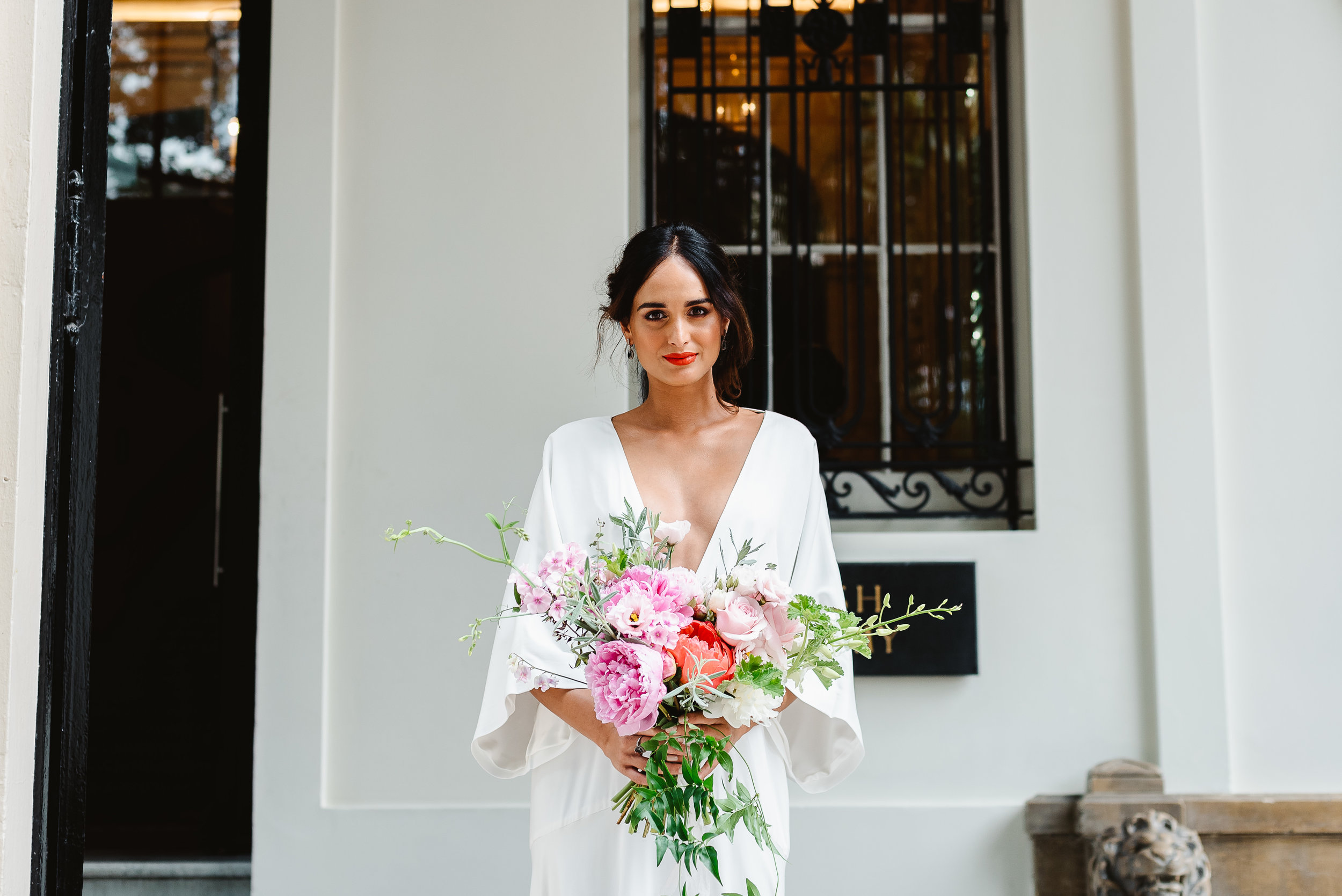 Revelry Events Carlton House London Bride Cool Wedding 00021.jpg