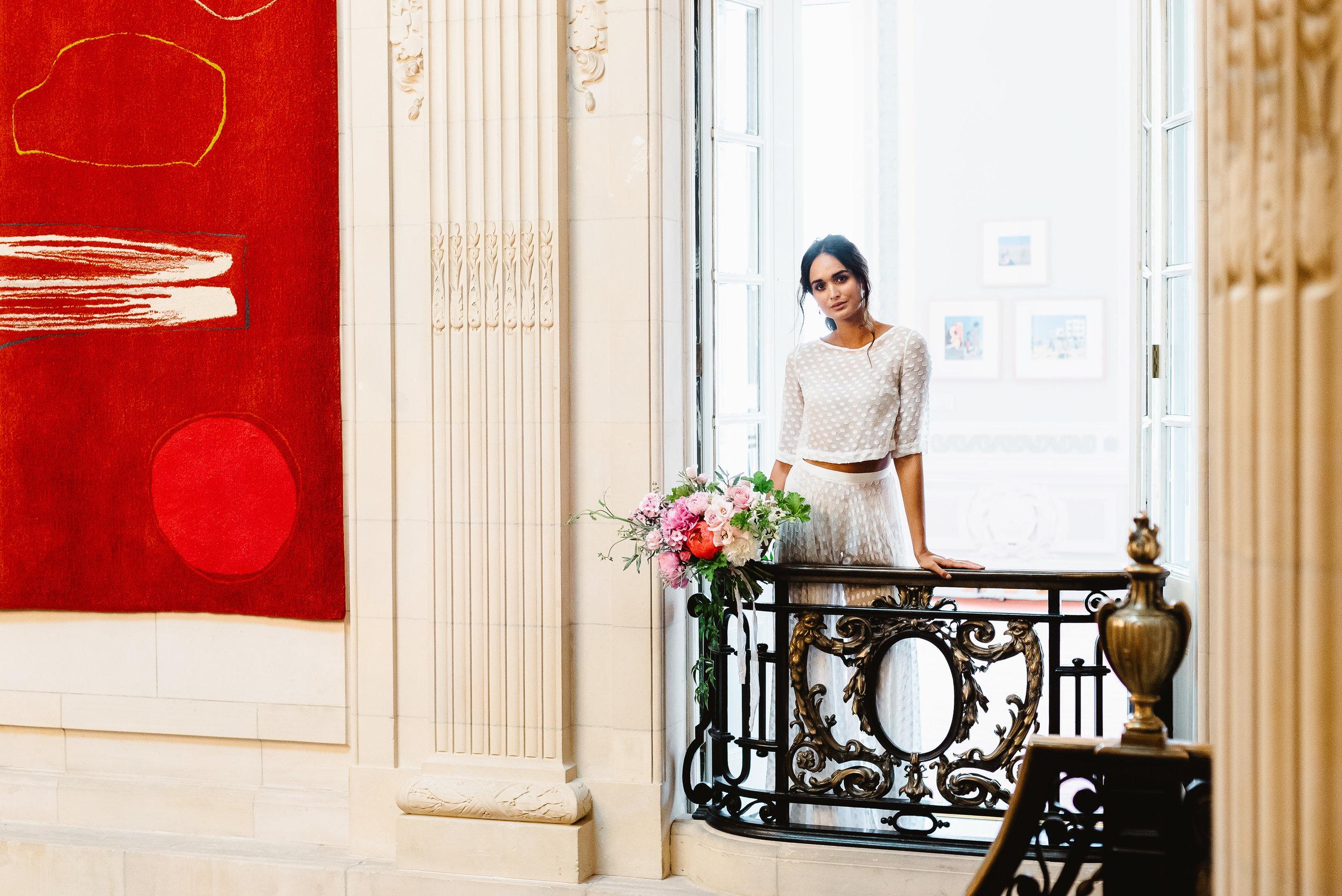 Revelry Events Carlton House London Bride Cool Wedding 00010.jpg