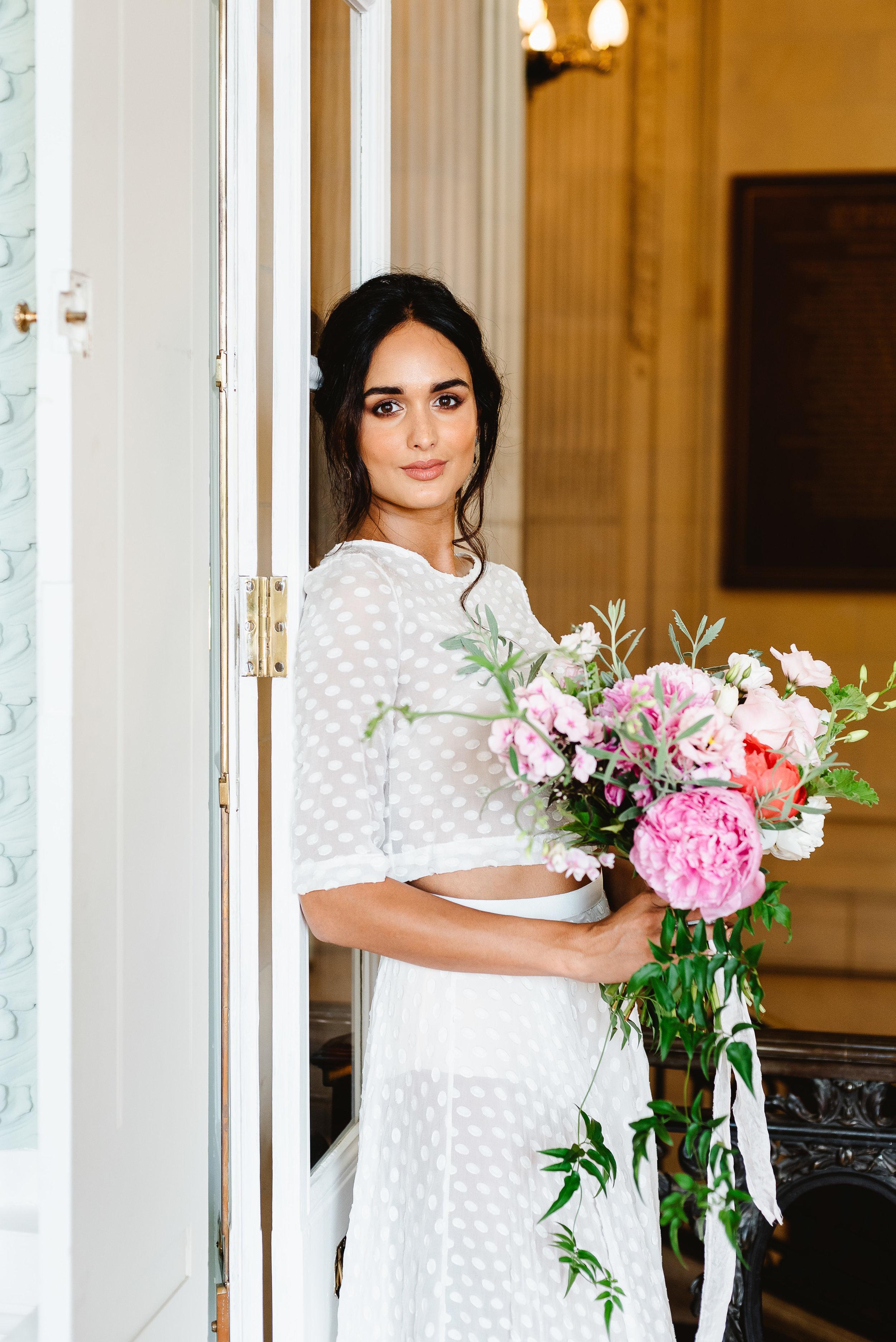 Revelry Events Carlton House London Bride Cool Wedding 00014.jpg
