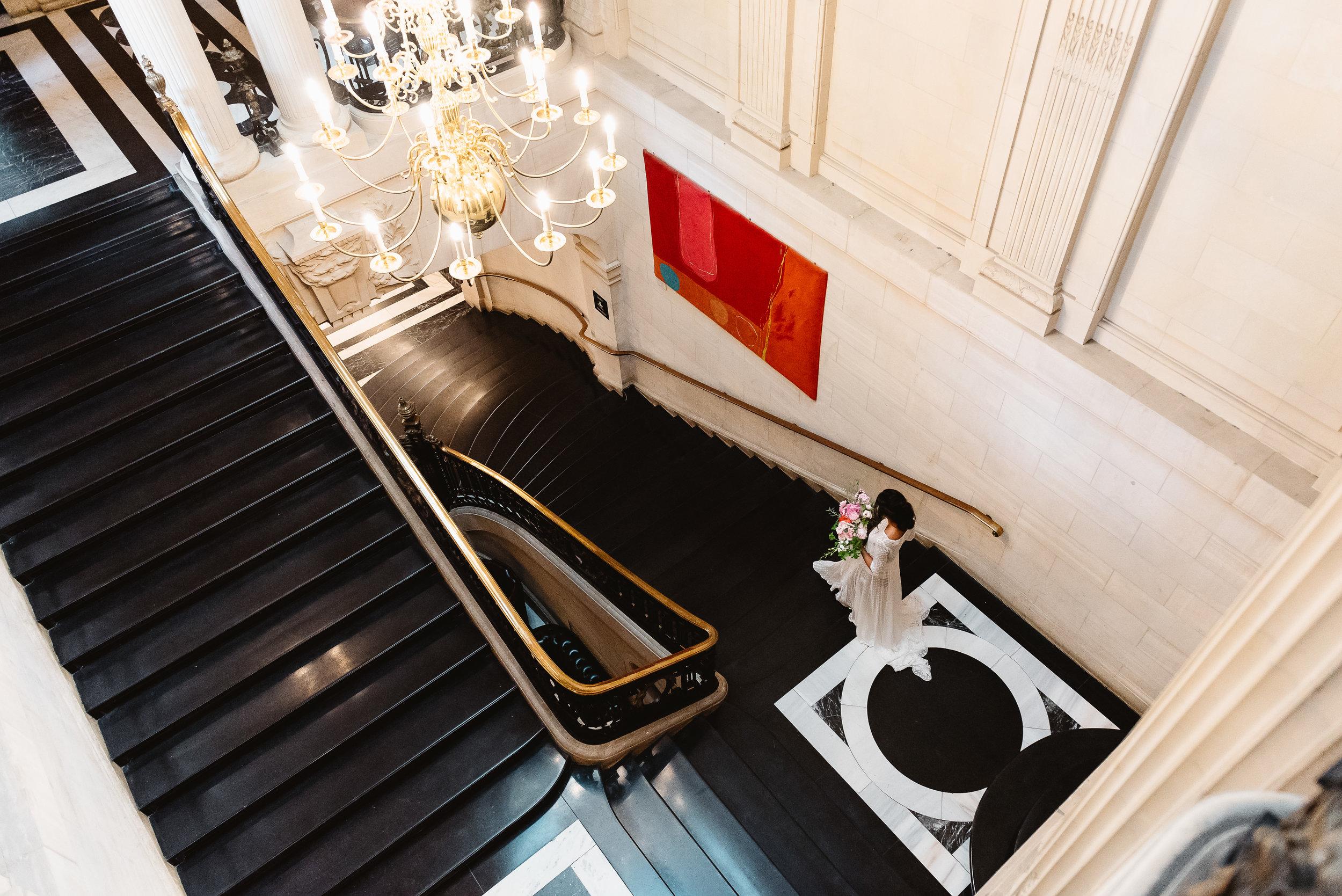 Revelry Events Carlton House London Bride Cool Wedding 00016.jpg