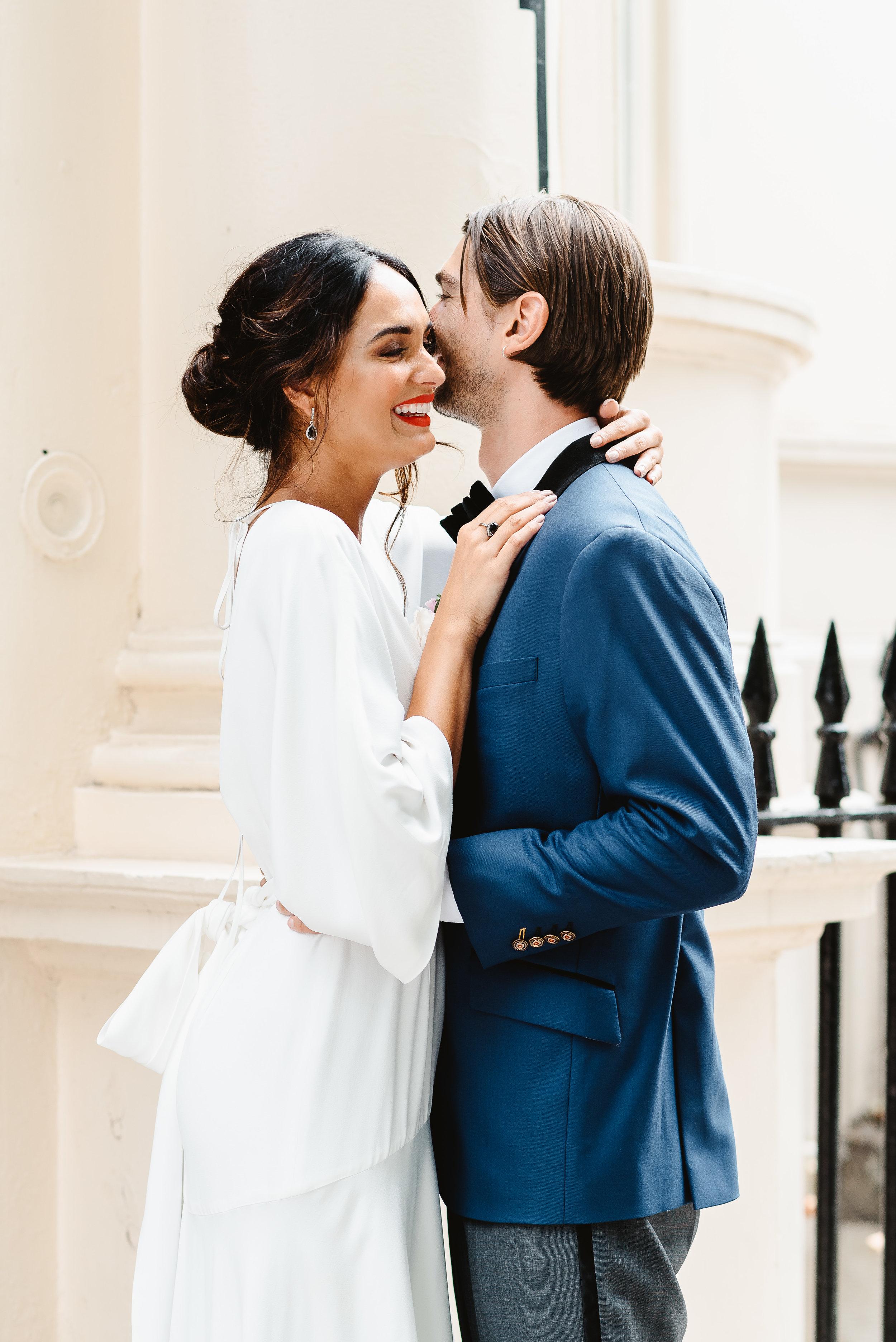 Revelry Events Carlton House London Bride Cool Wedding 00024.jpg