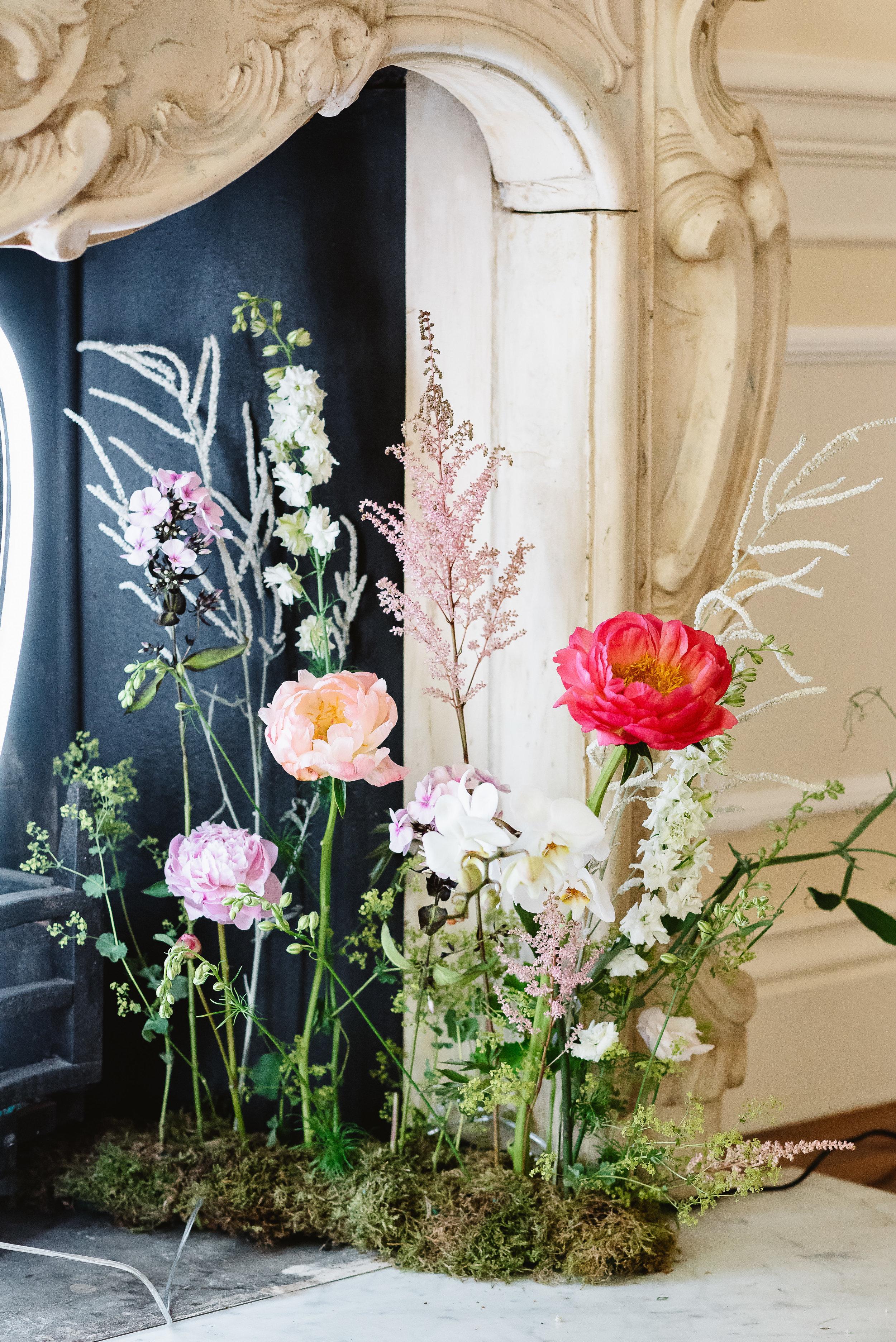 Revelry Events Carlton House London Bride Cool Wedding 00040.jpg